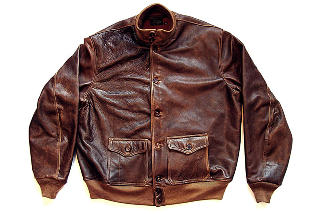 A1 flight jacket