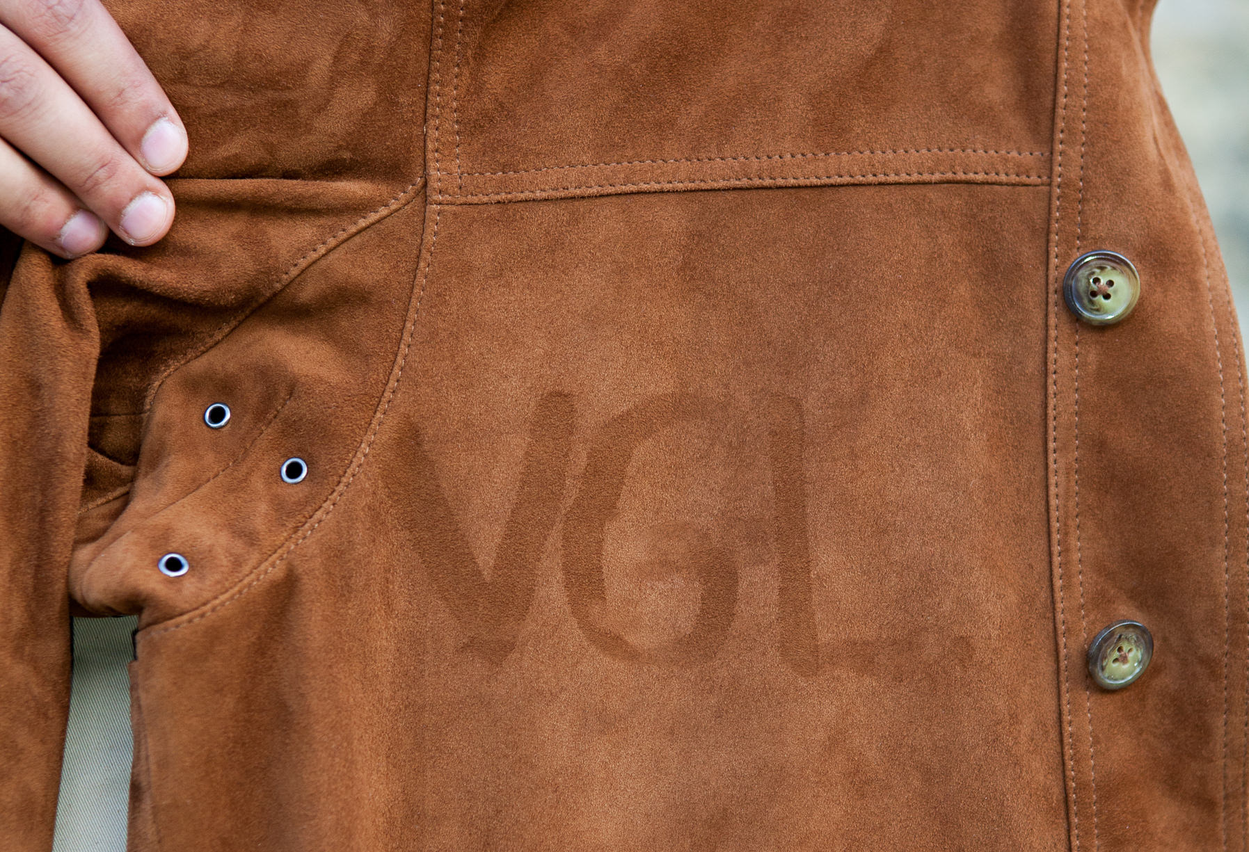 Test qualité blouson forlife VGL finitions