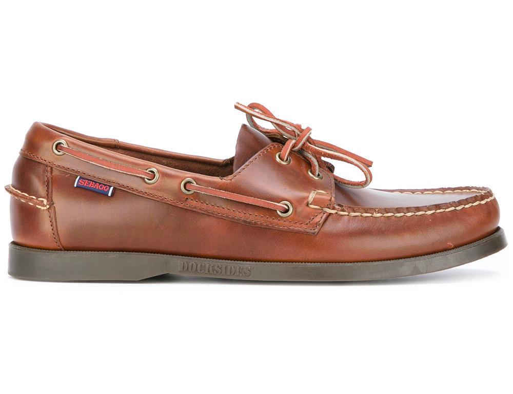 dockside sebago chaussure homme ete