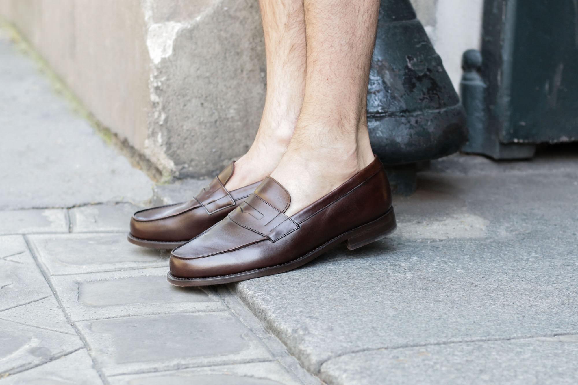 Test et et Test avis des chaussures Finsbury pour homme Les 70e56b