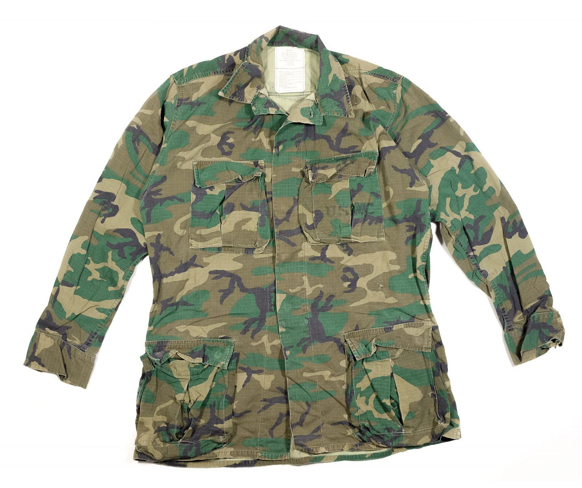 Jungle Jacket Type 3 highland marron ERDL camo