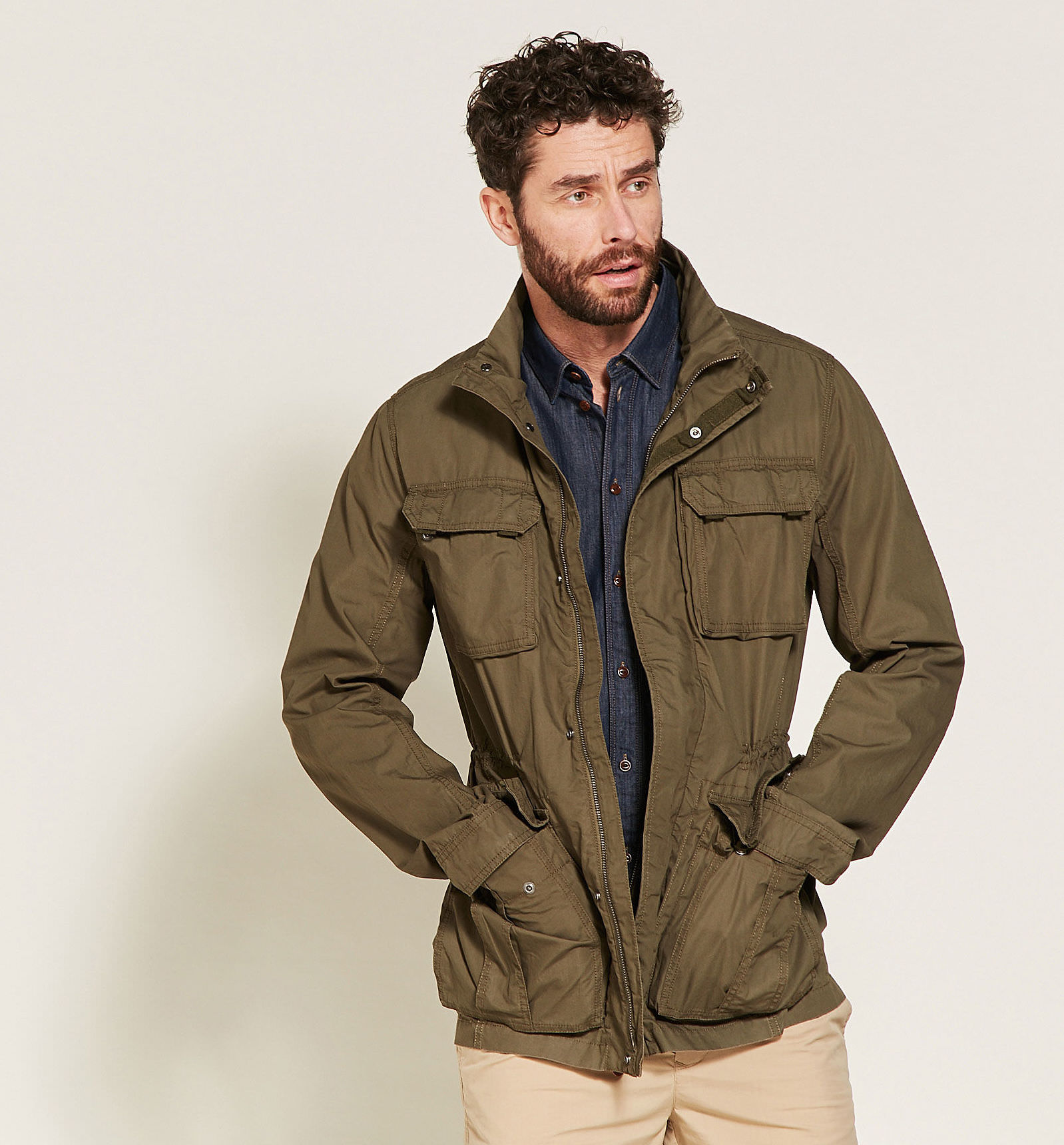 field jacket aigle