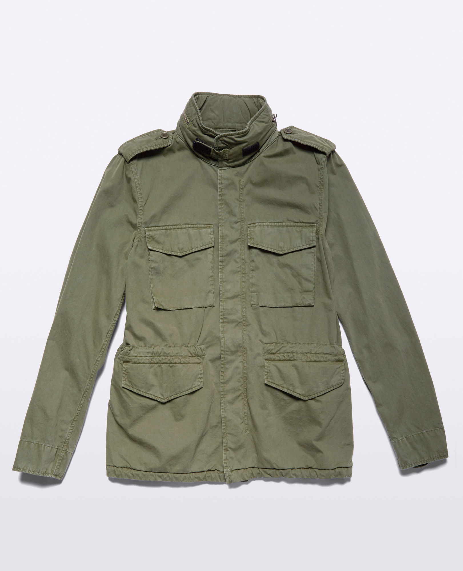 field jacket aspesi