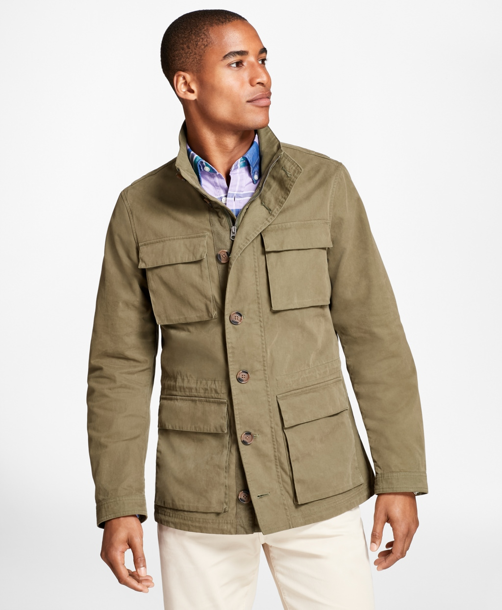 field jacket brooks brothers