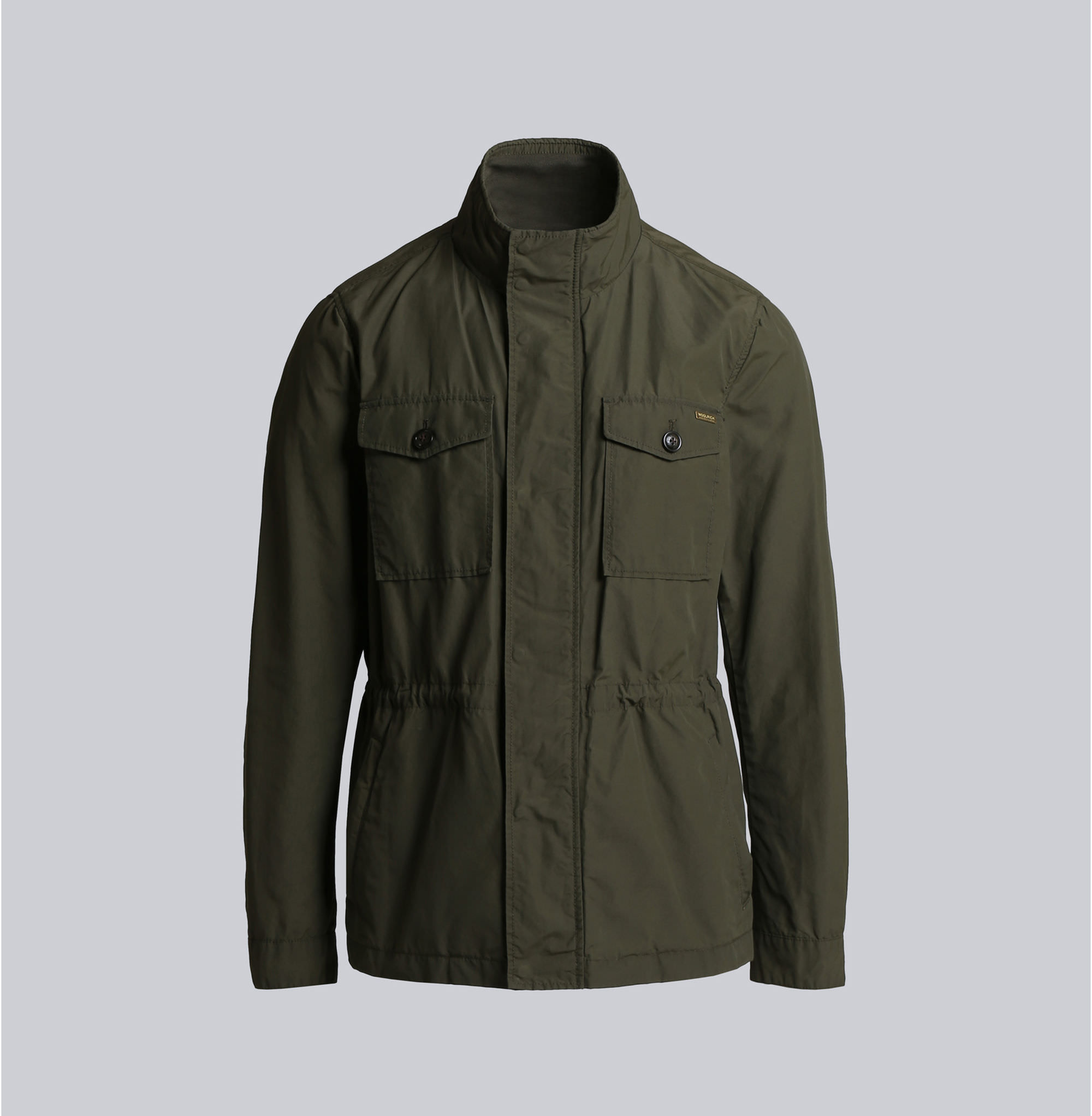 field jacket woolrich