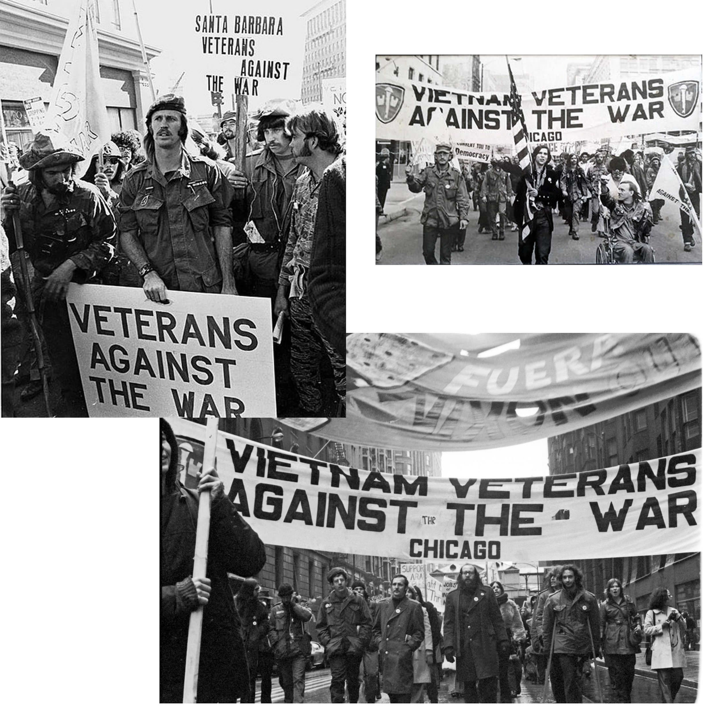 vietnam s veterans againt the war