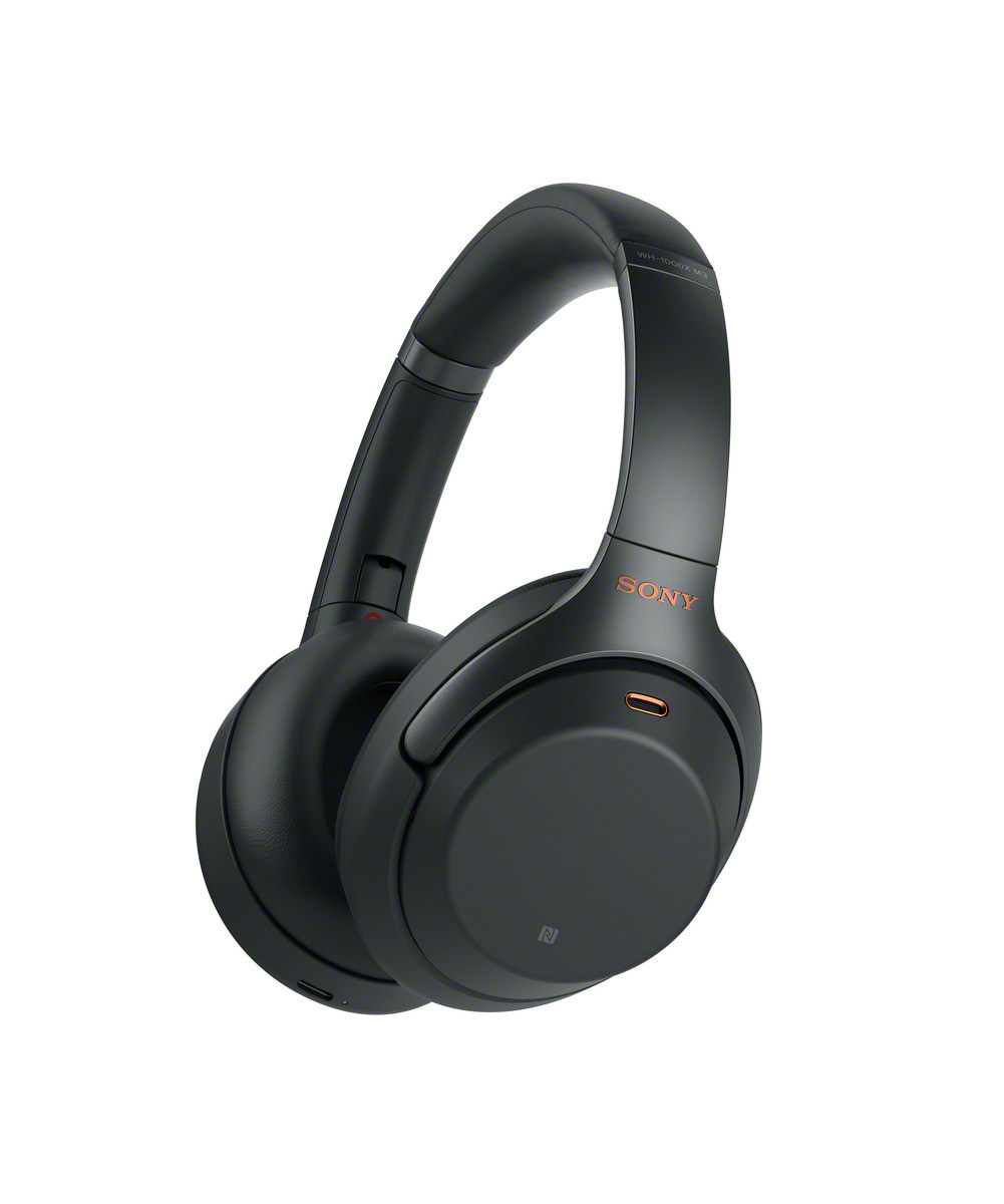 casque Sony WH-1000XM3