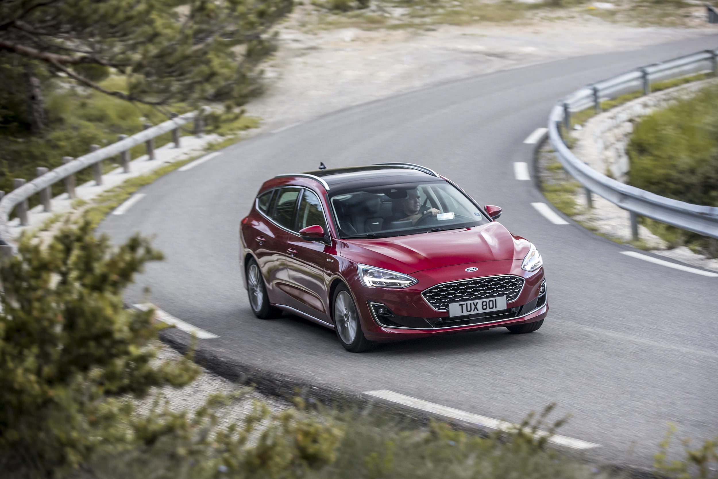 ford Focus Vignale break exterieur