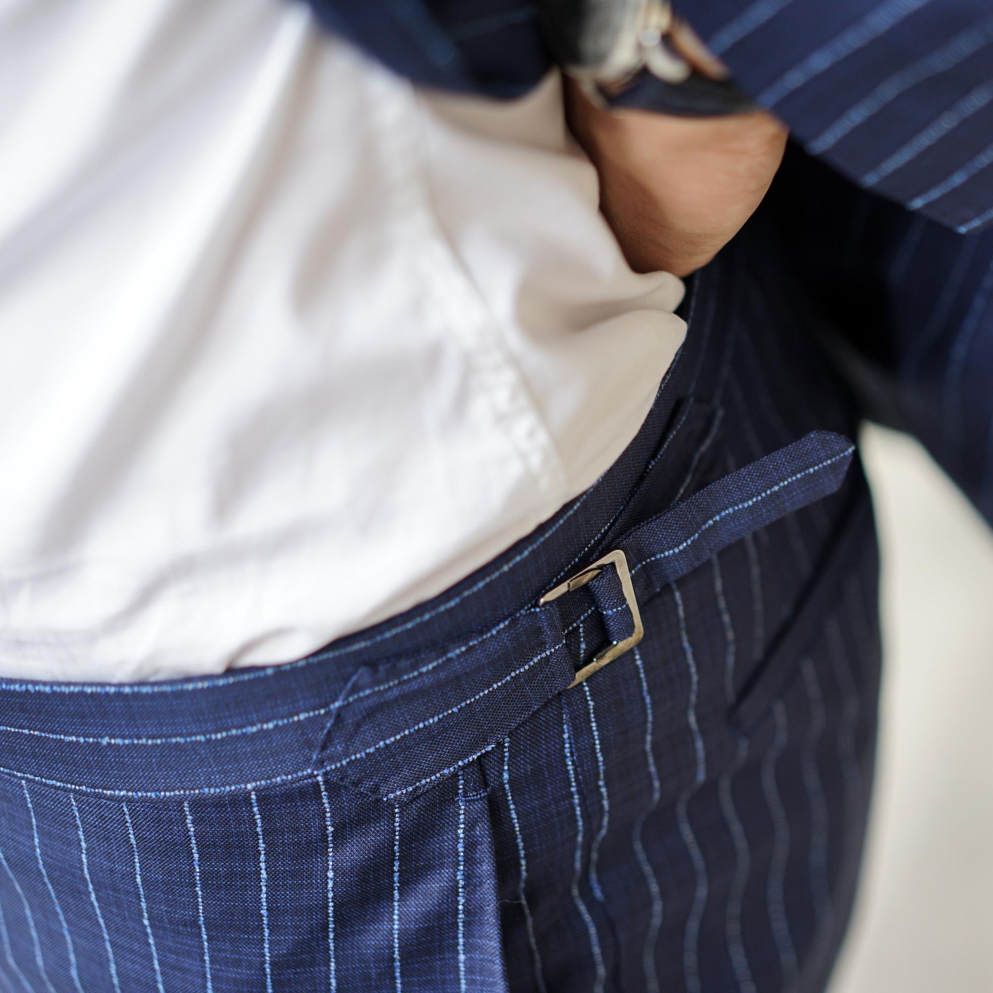 serrage ceinture pantalon
