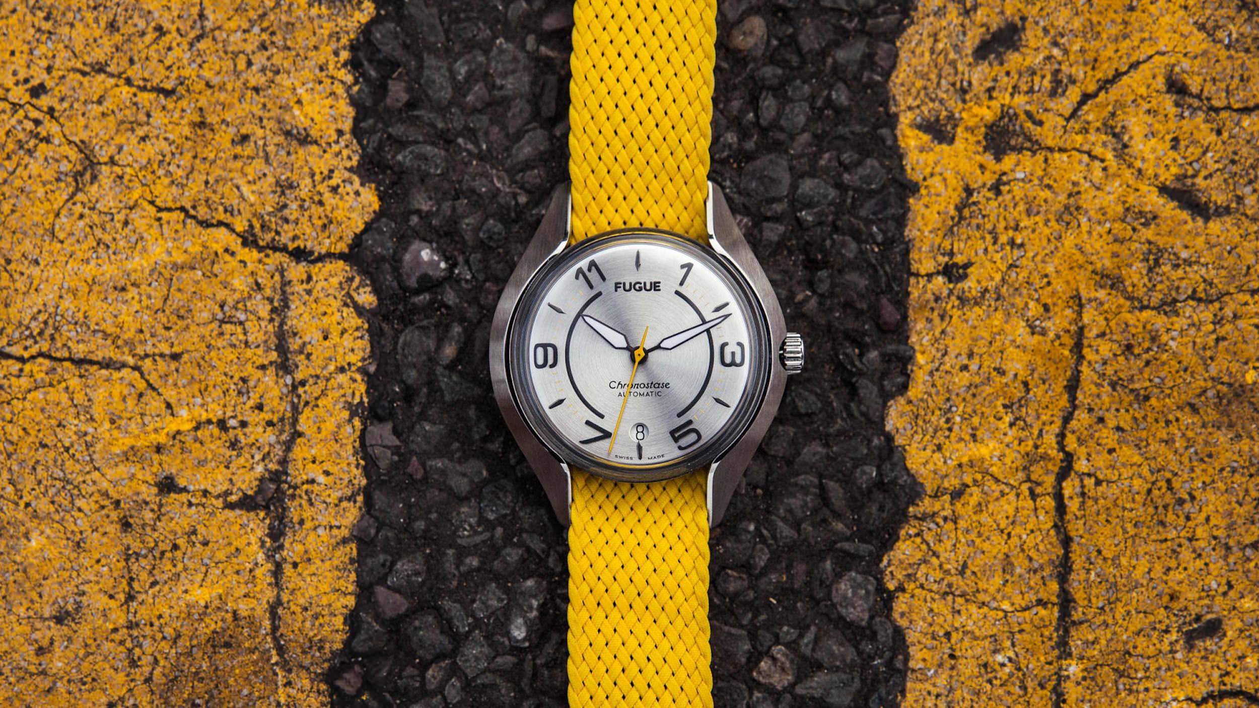 Chronostase Classique jaune