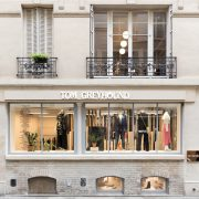 TomGreyhound Boutique paris facade