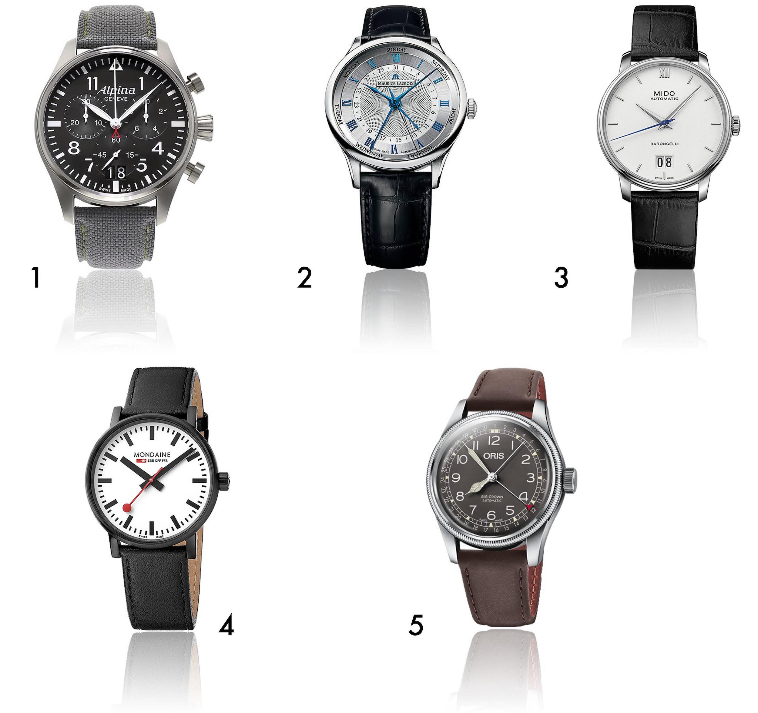 1 montre homme noel