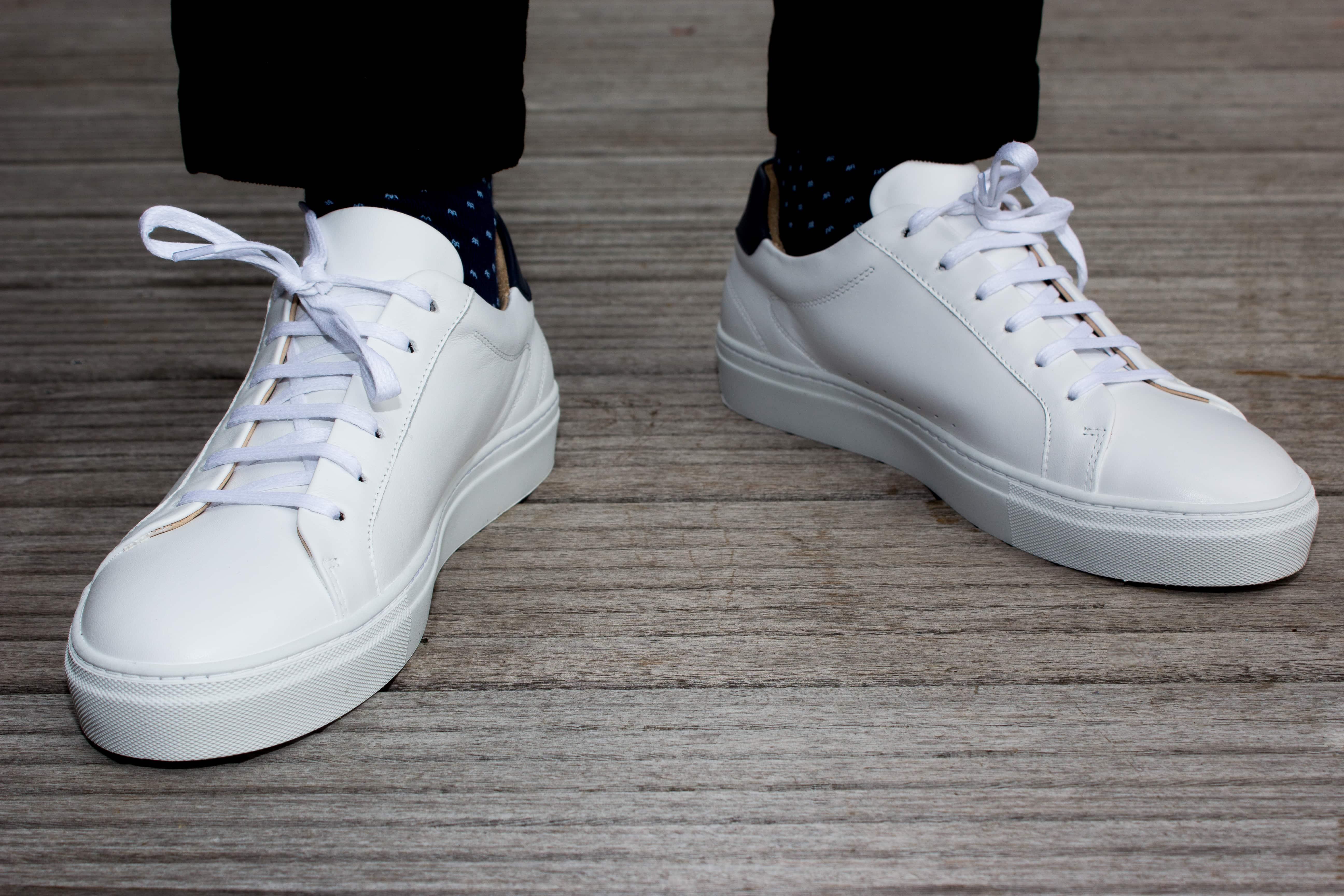 sneakers Pied de Biche portées