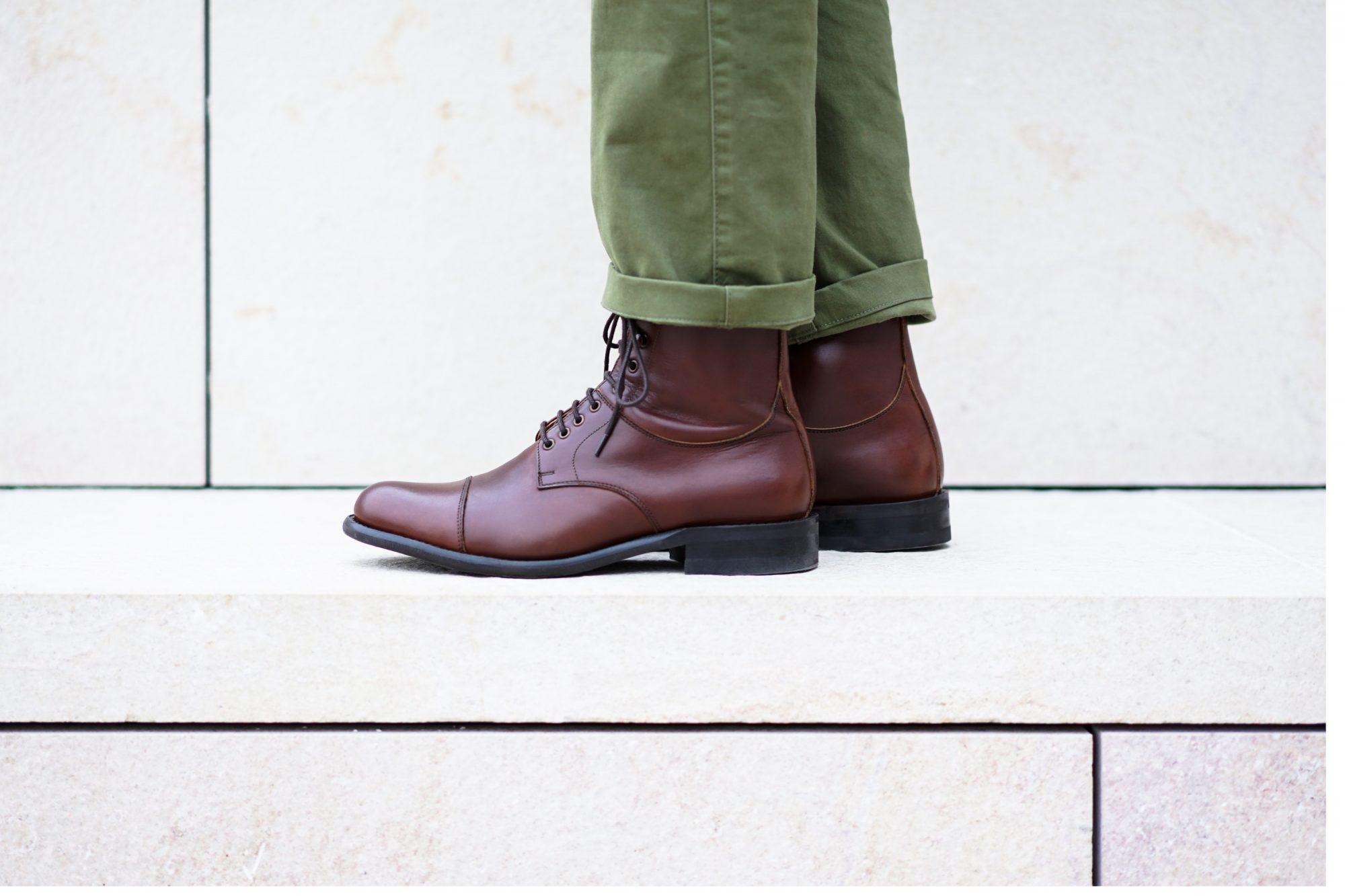 ba56bd73ef545e British Shoes, le magasin référence de la chaussure anglaise à Paris
