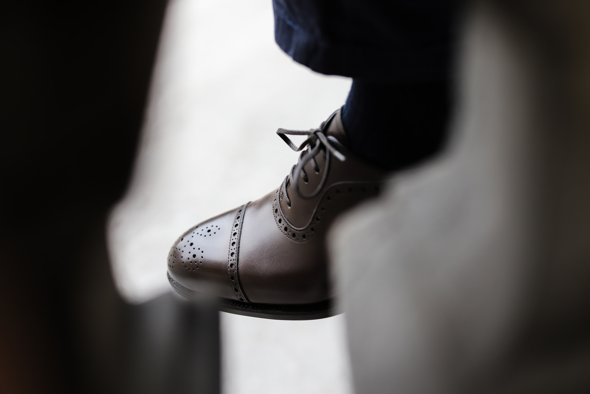 chaussure richelieu malfroid