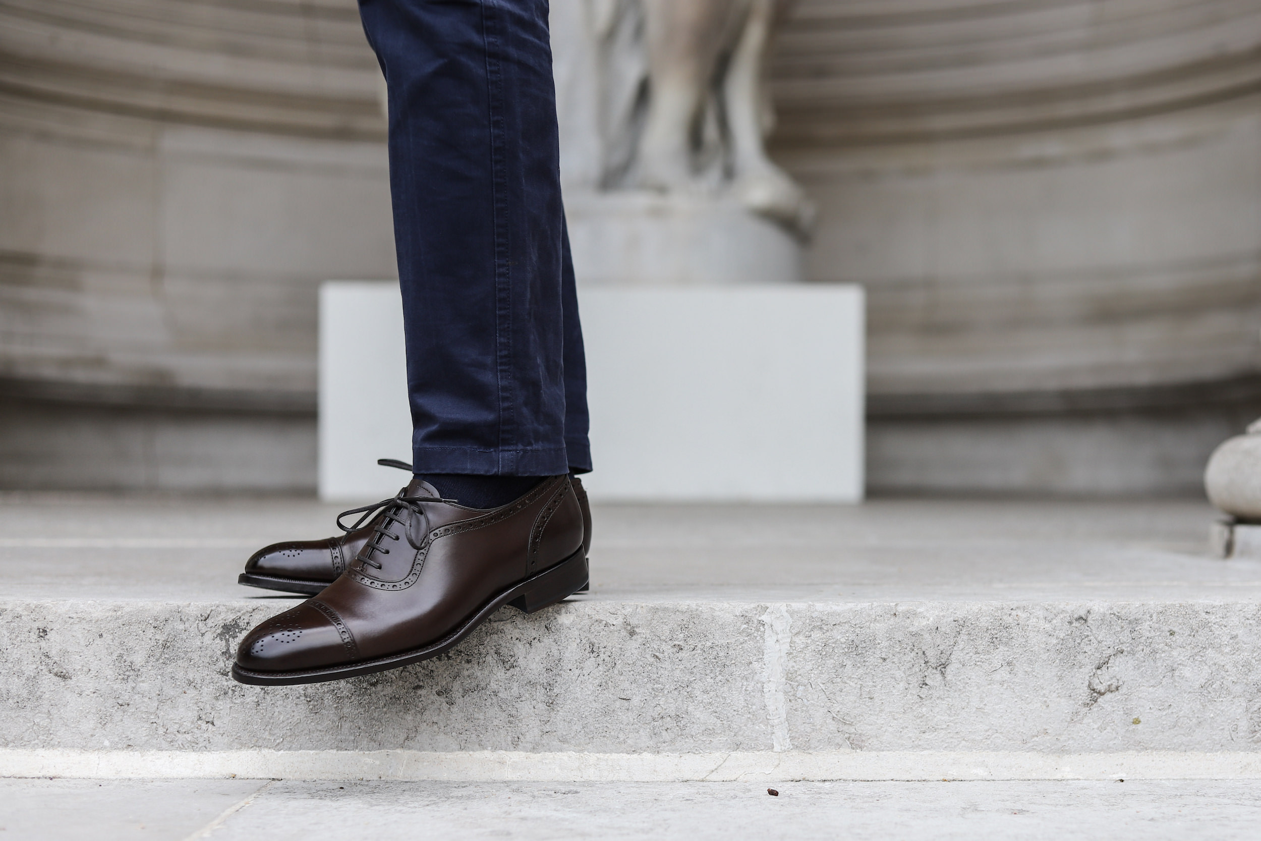 malfroid chaussure richelieu