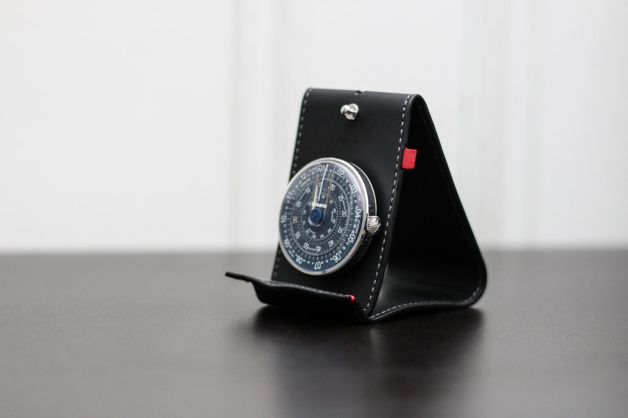 montre de bureau klokers Klok-01