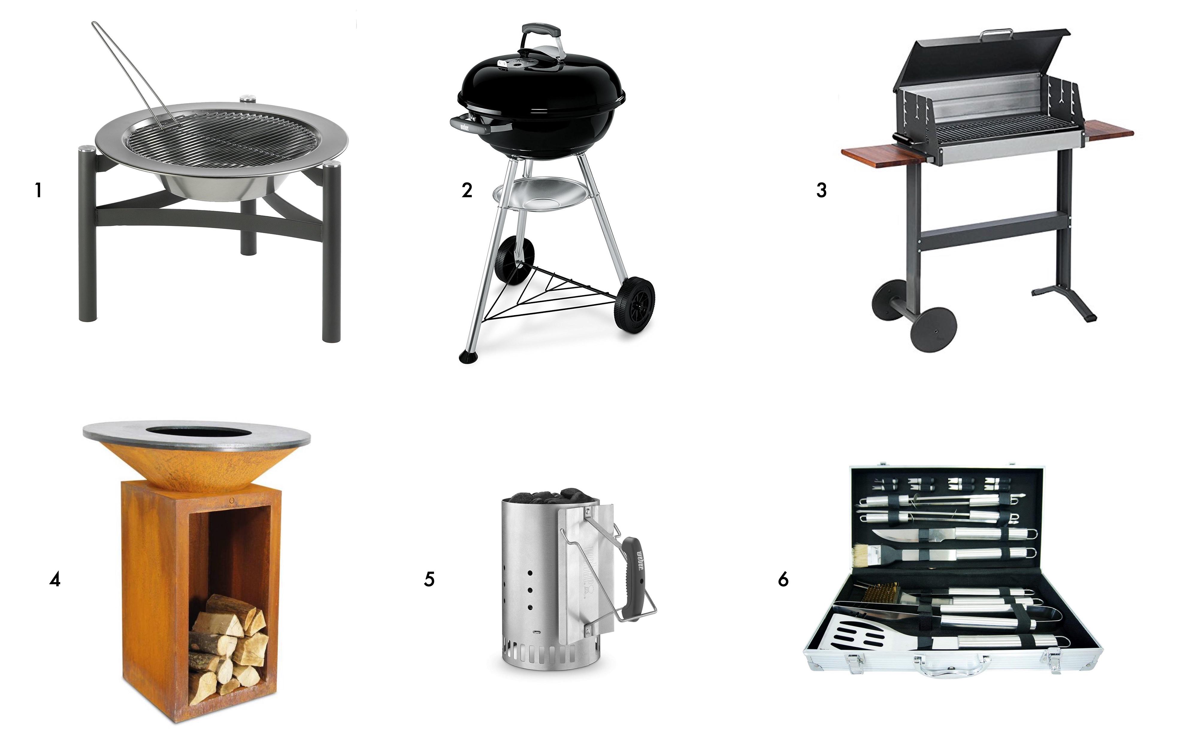 offrir barbecue noel