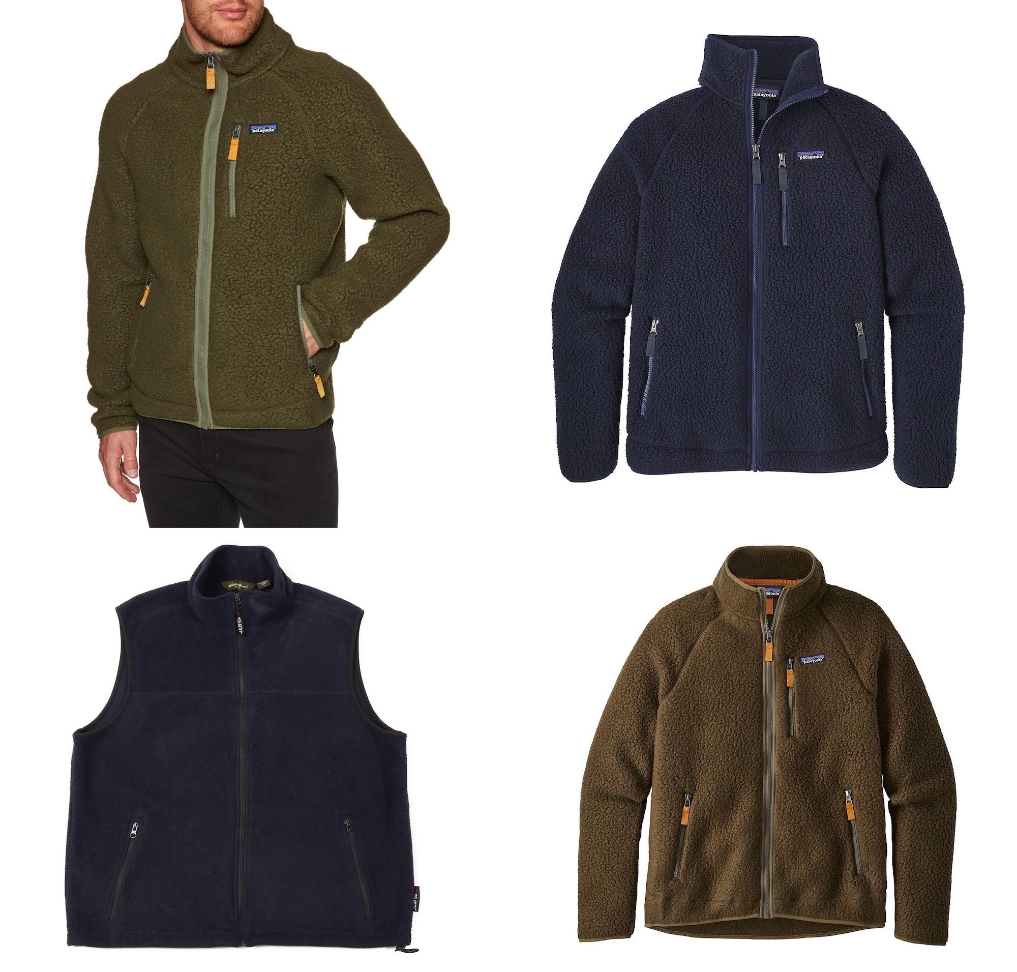 7 selection mode homme vintage polaire homme decembre 2018