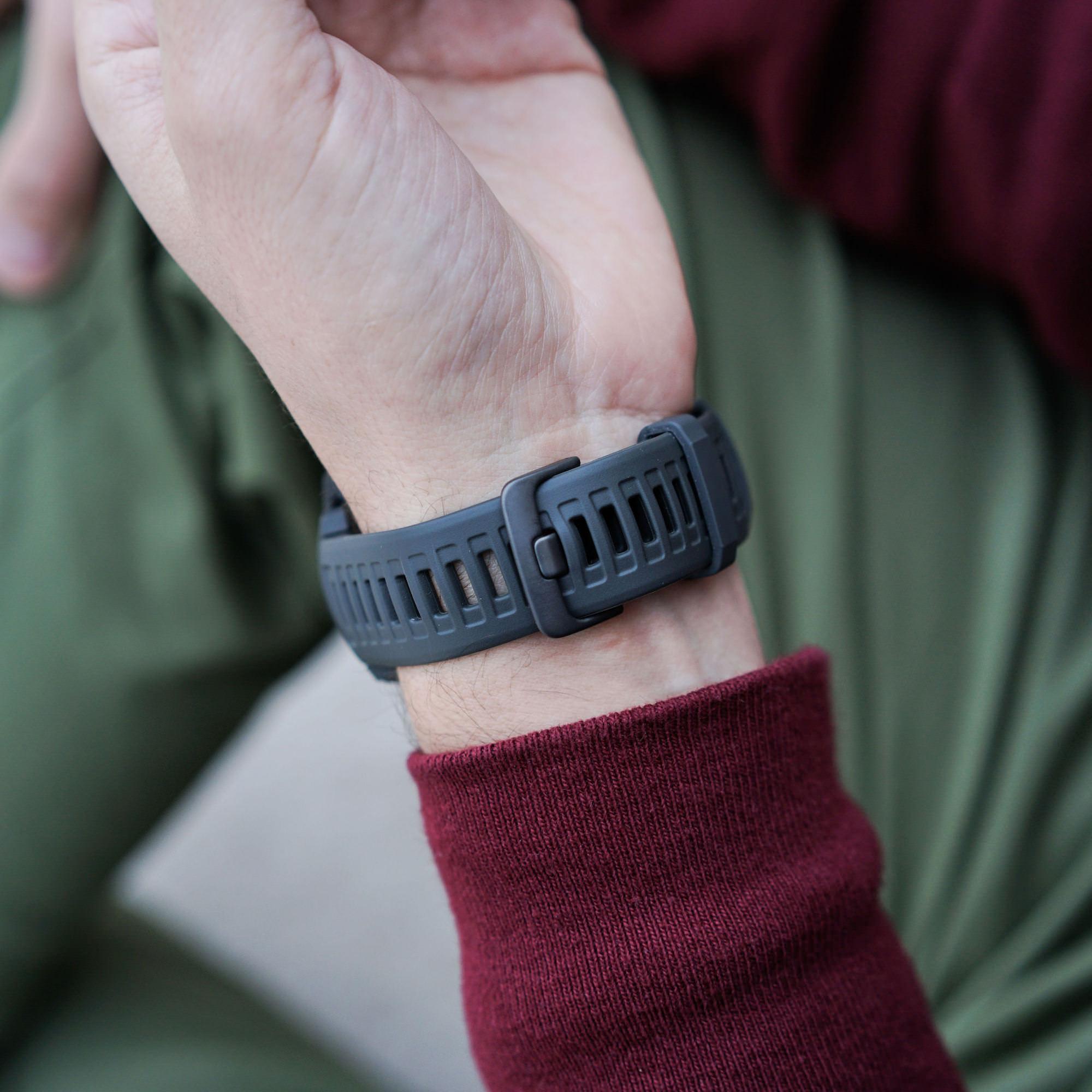 bracelet garmin instinct