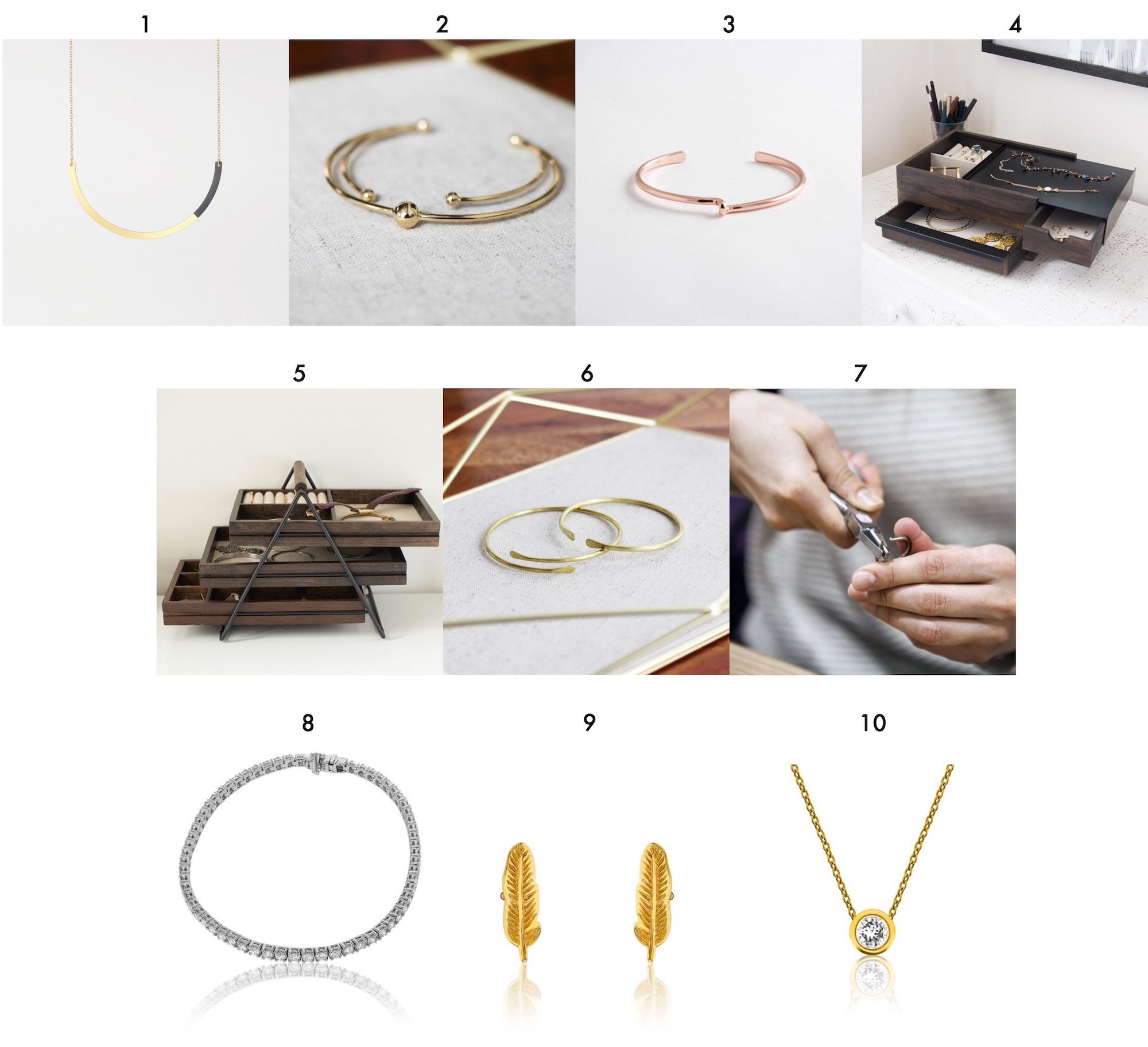 selection bijoux femme noel