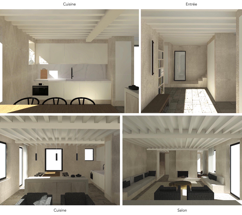 3D maison VGL