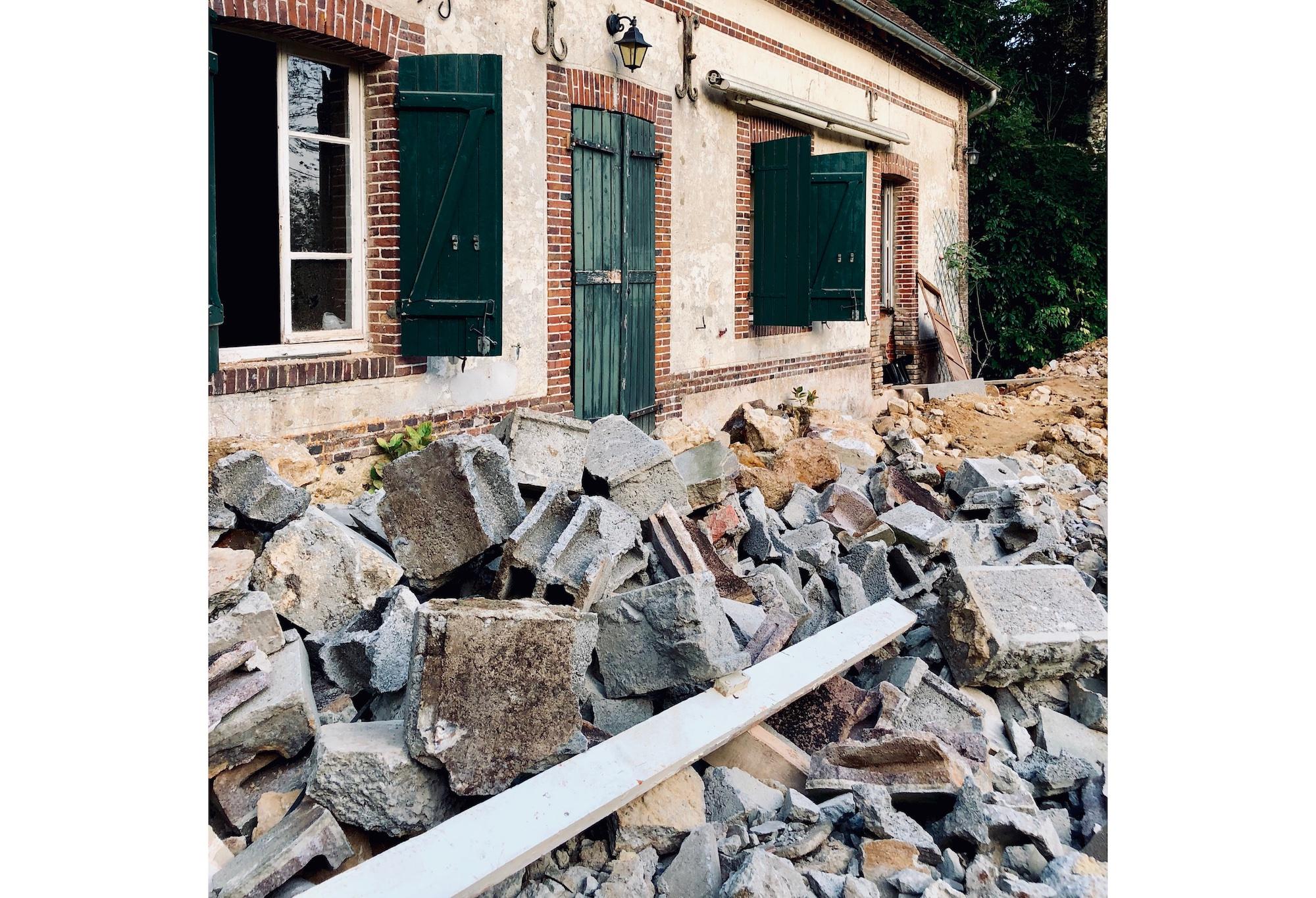 démolition maison vgl