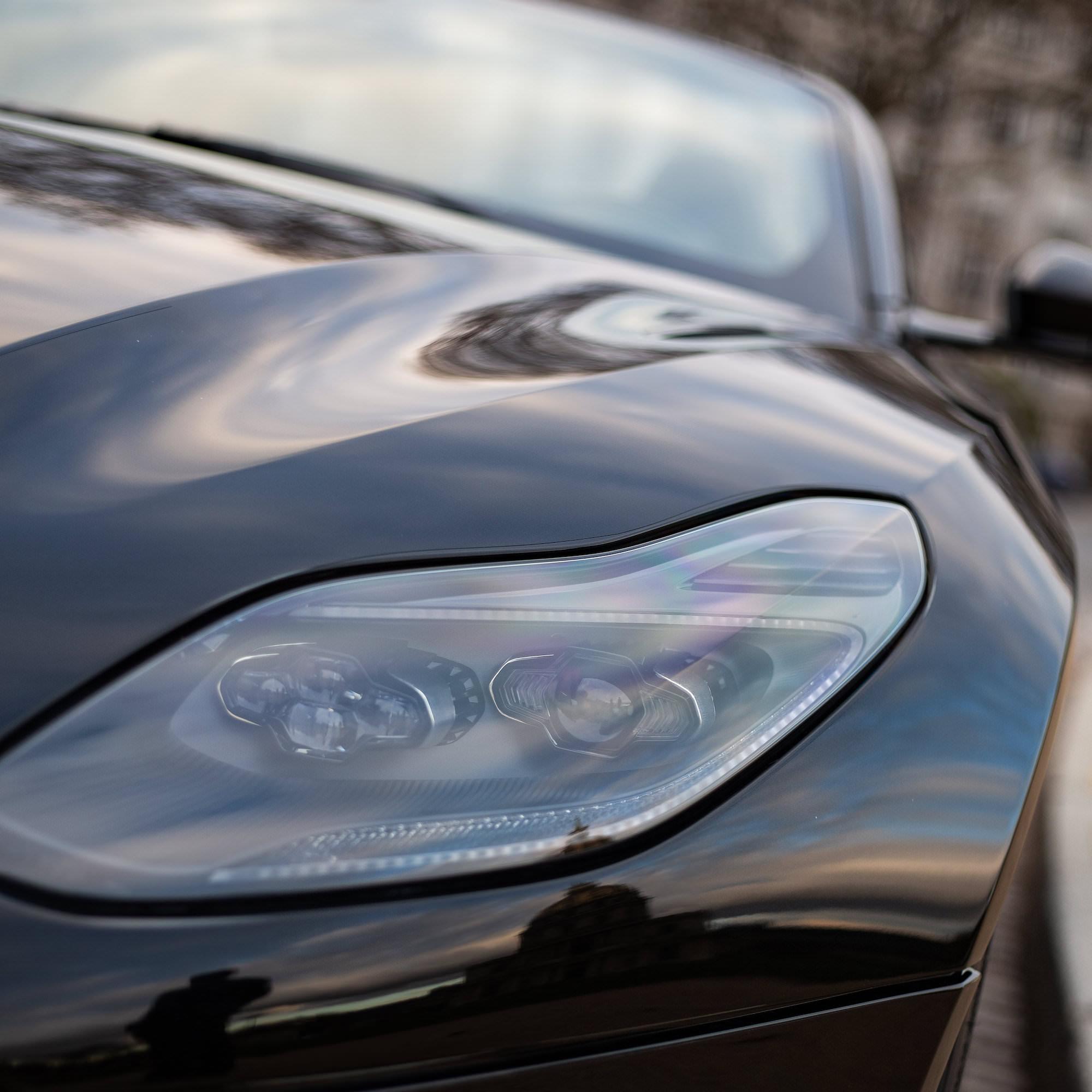 phare Aston Martin