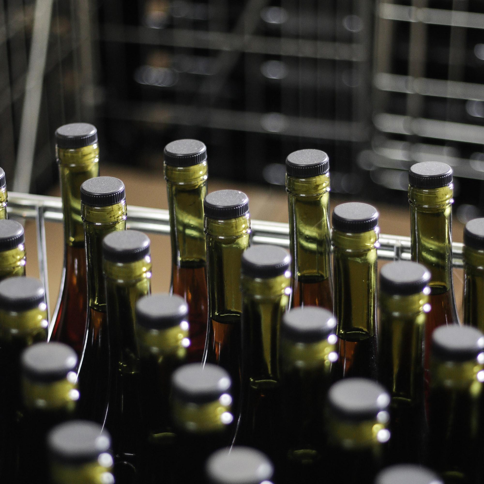 pommeau bouteille
