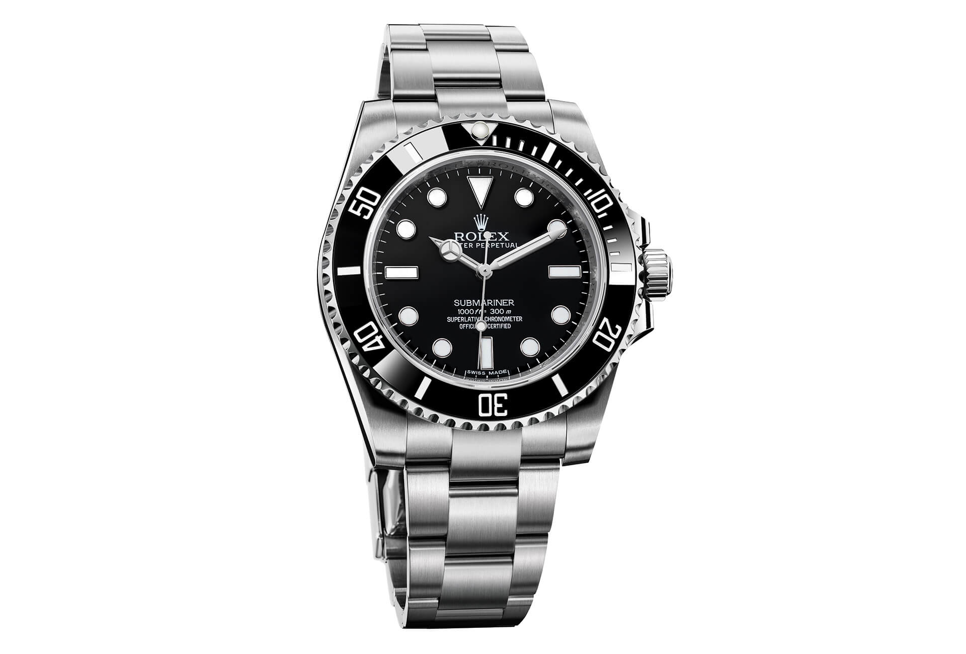 Rolex Submariner montre de plongée