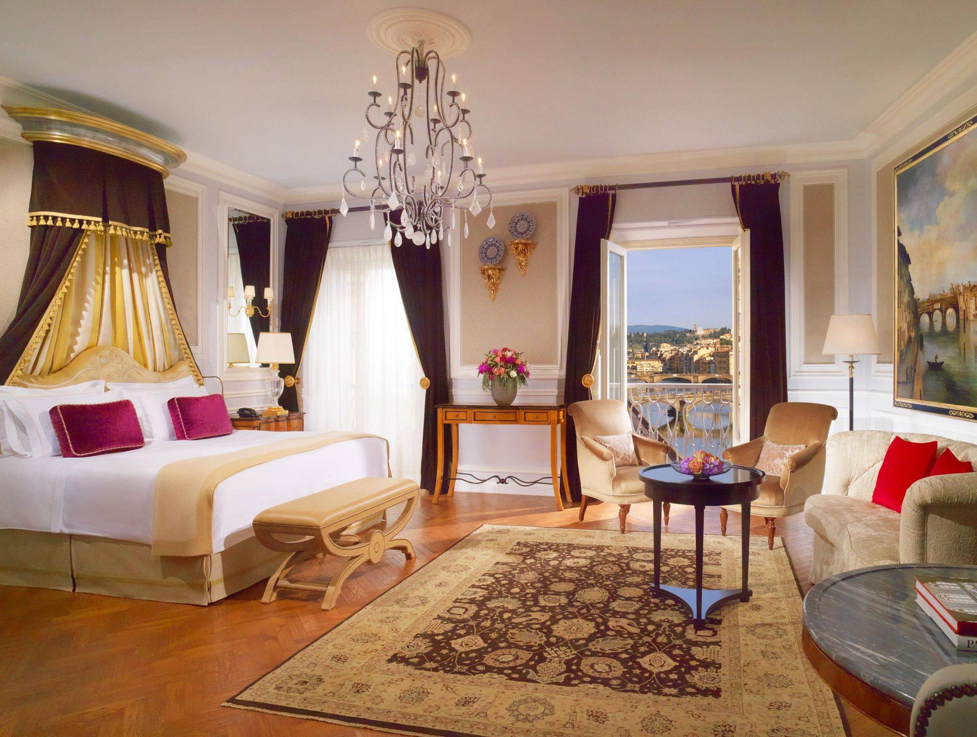 chambre hotel saint regis florence