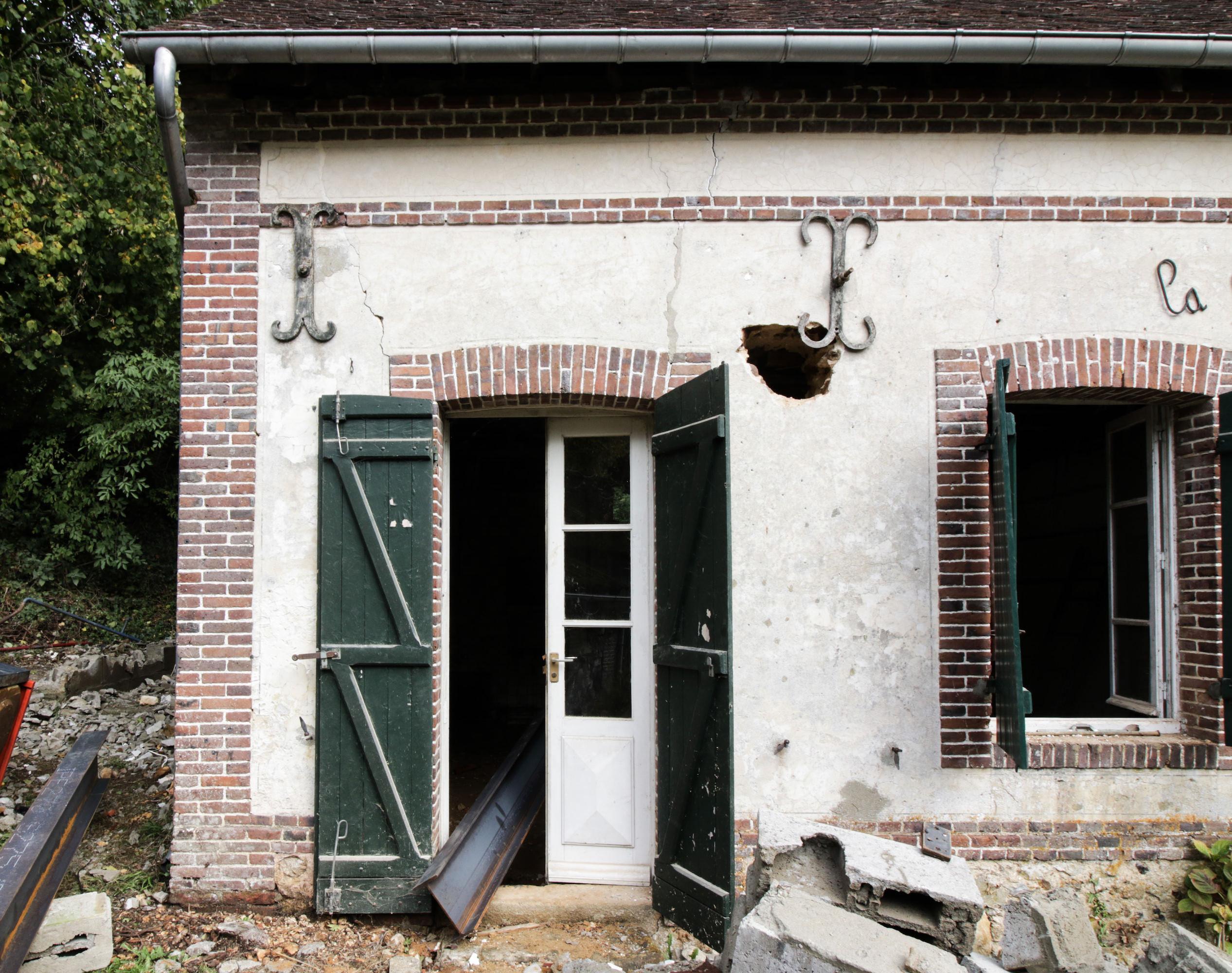 poutre ipe maison vgl facade