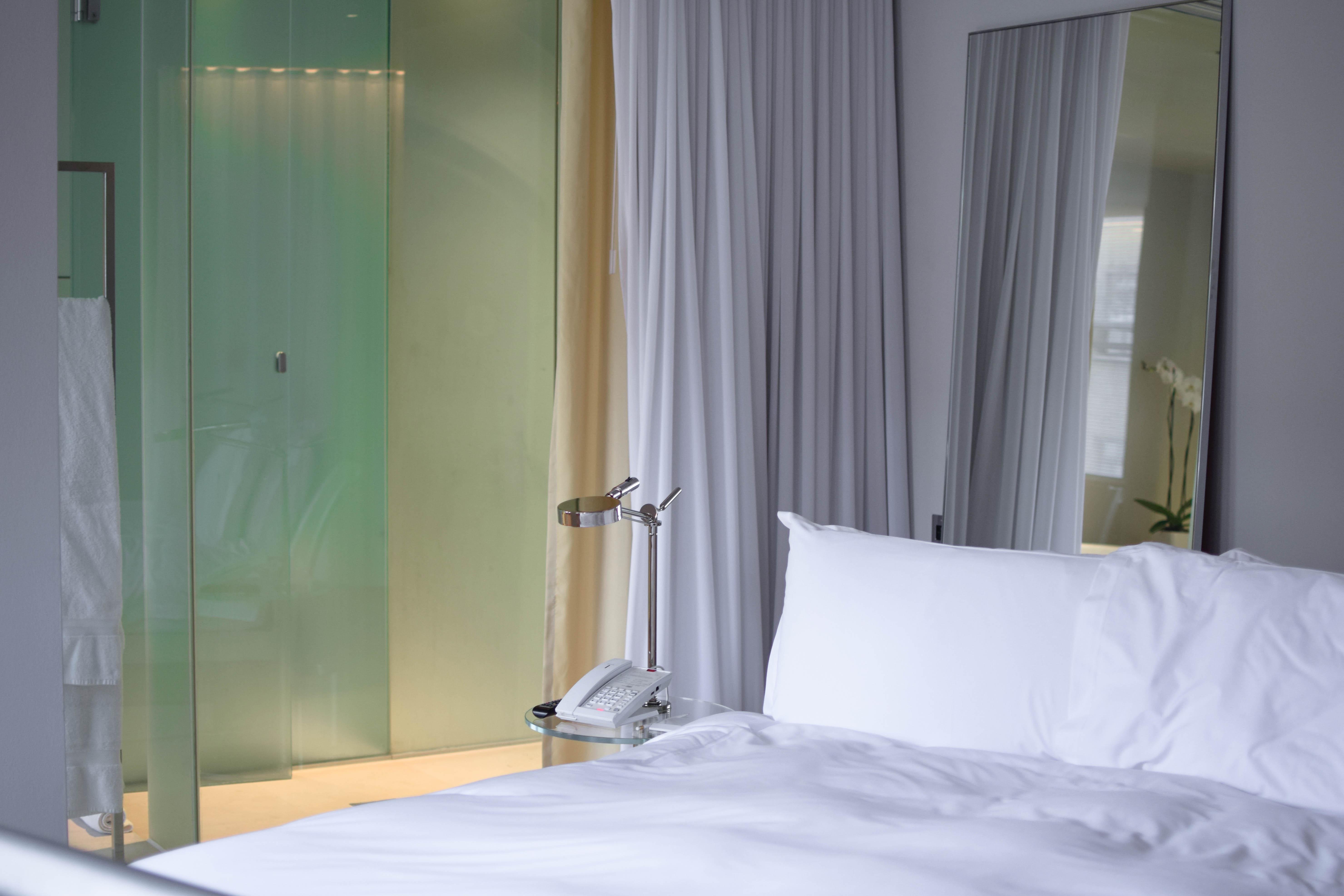 sanderson hotel londres test avis