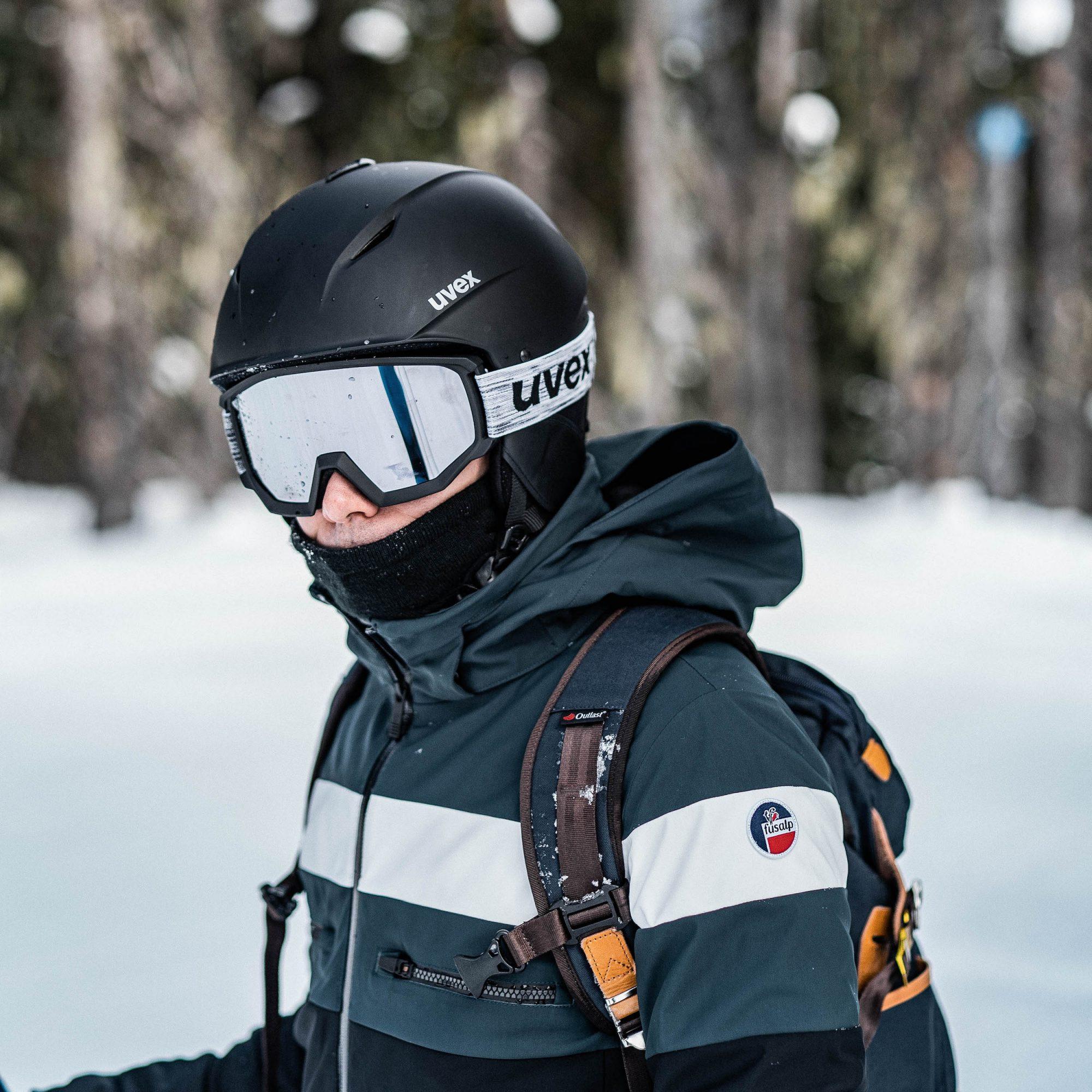 comment habiller pour aller skier homme