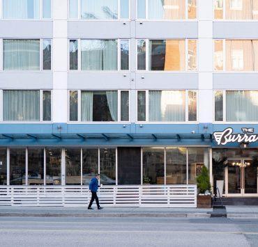the burrard hotel vanvouver avis
