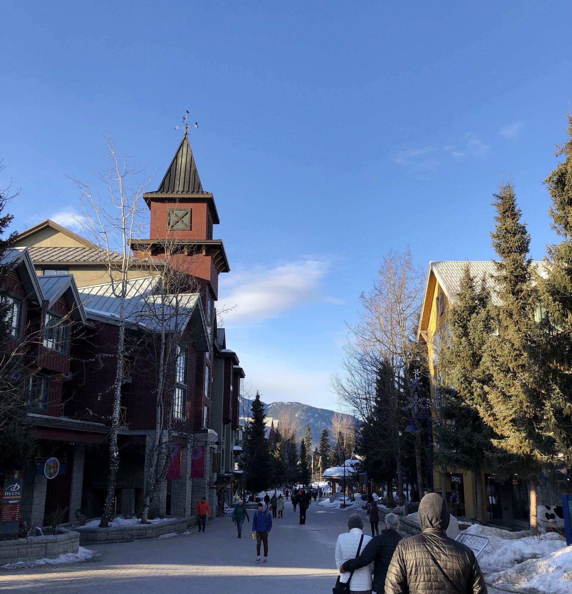 village whistler