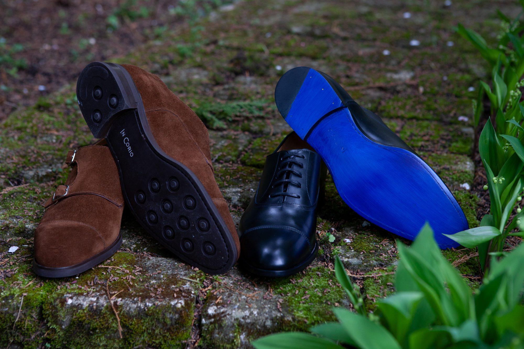 paires de chaussures In Corio