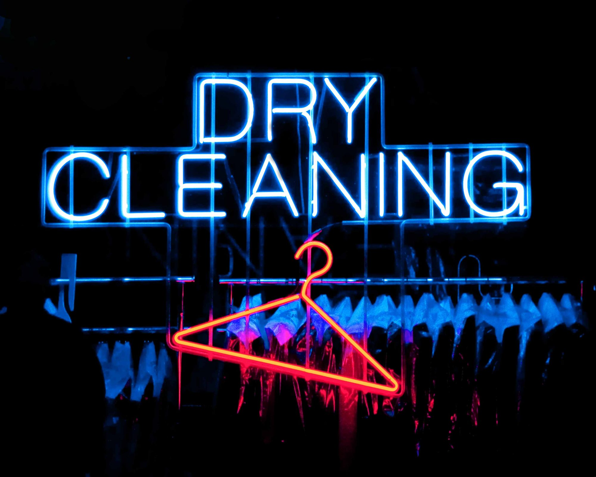 dry cleaning jean pressing lavage a sec