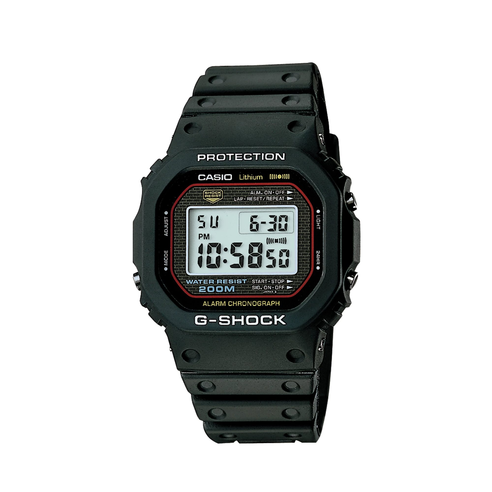 Casio G-Shock DW-5000C-1A