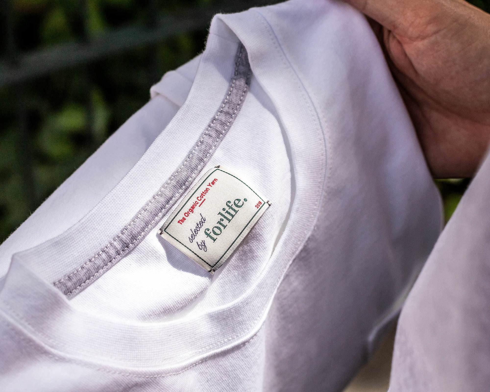 etiquette forlife tshirt