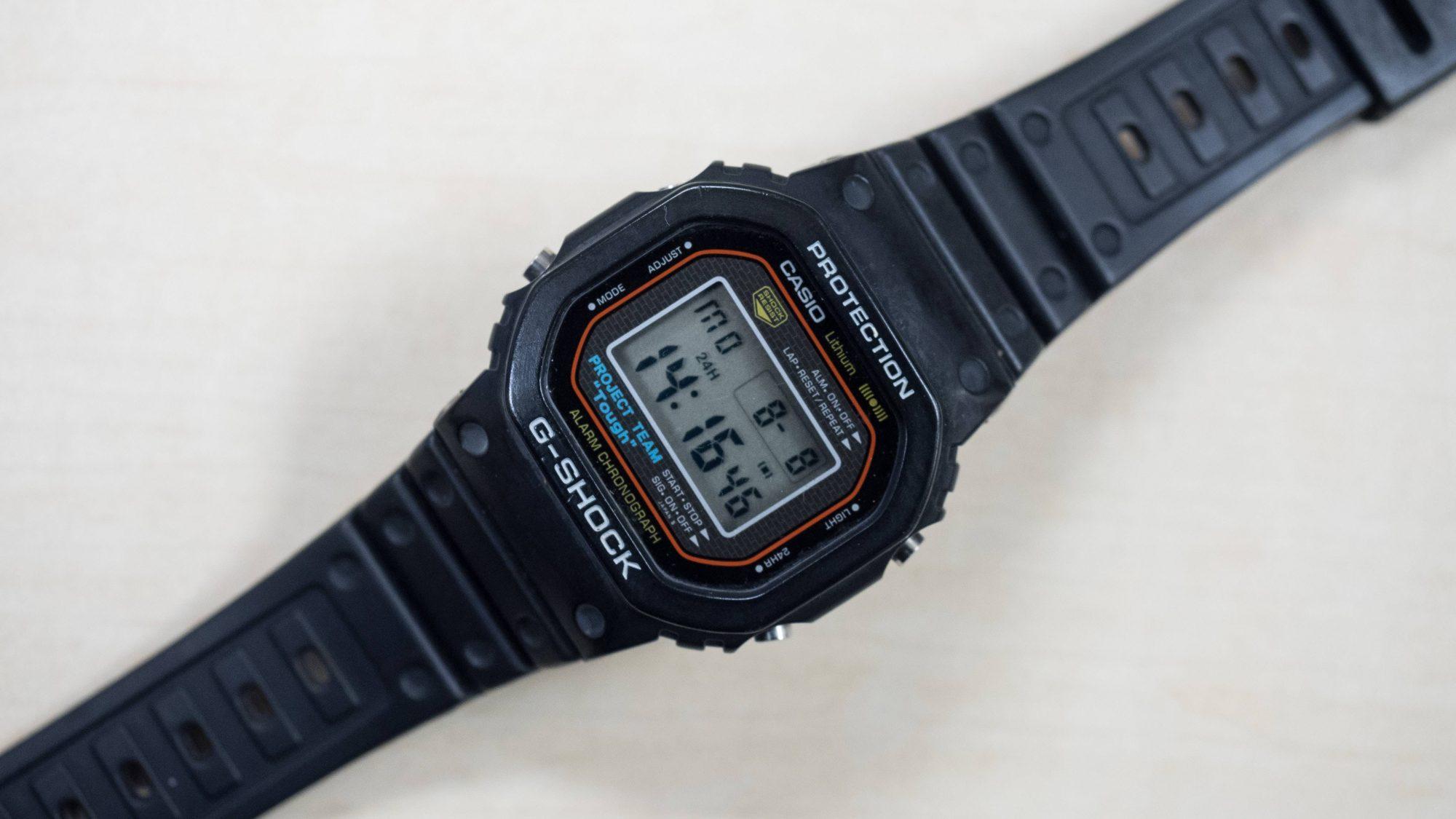 premiere casio g-shock DW5000C