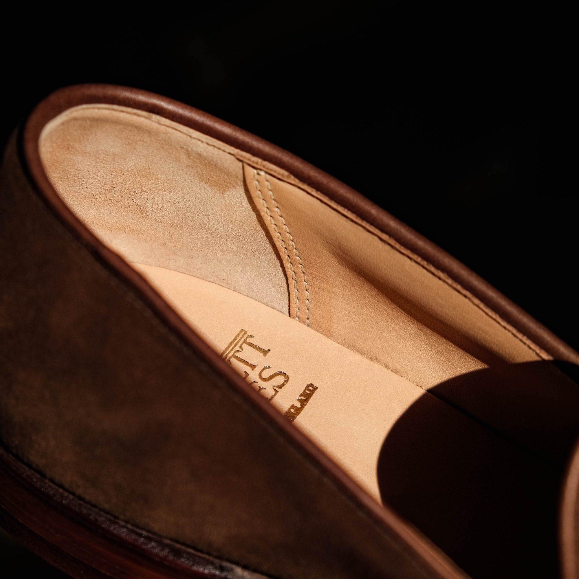 interieur chaussures crockett and jones