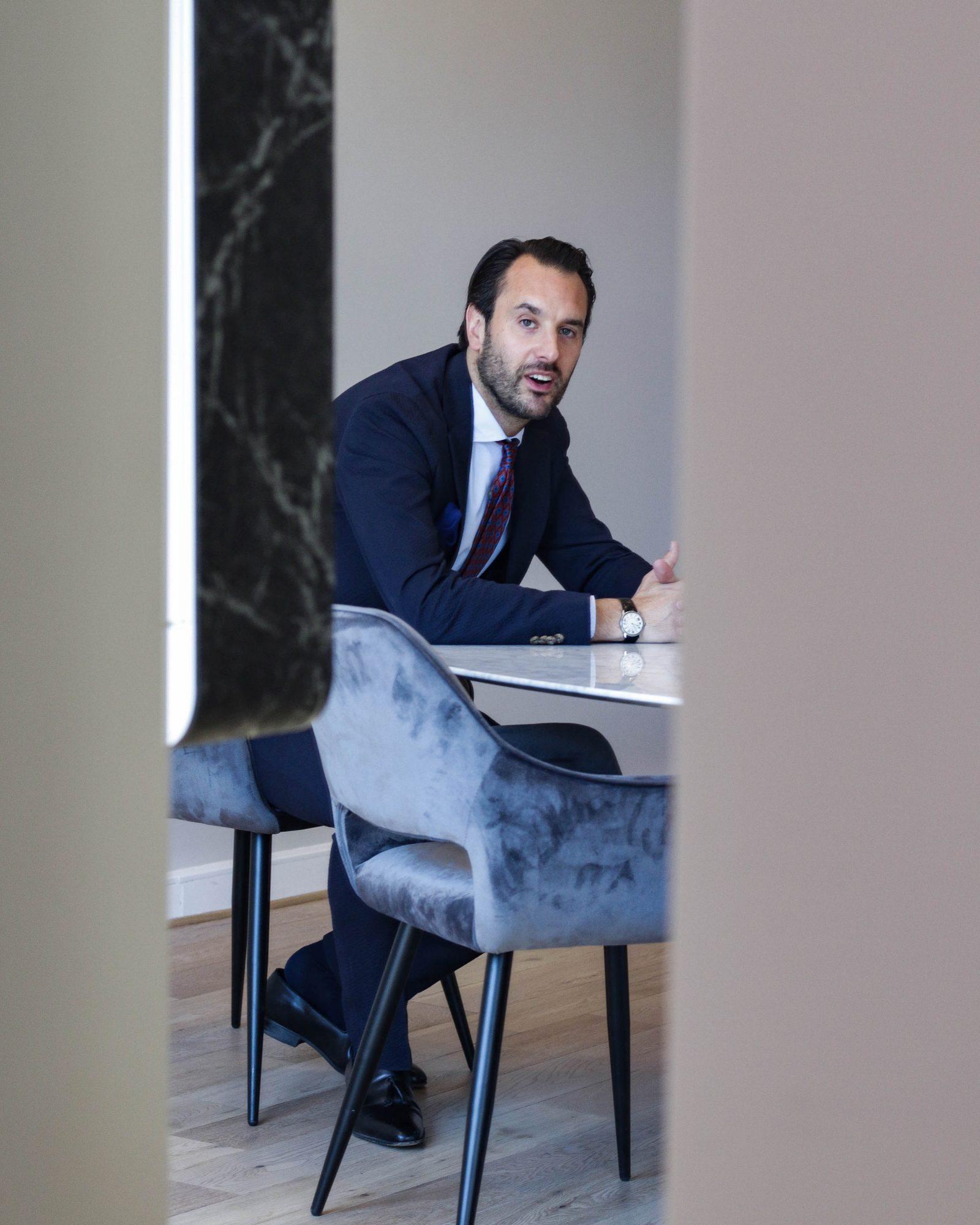 interview Arthur de Soultrait