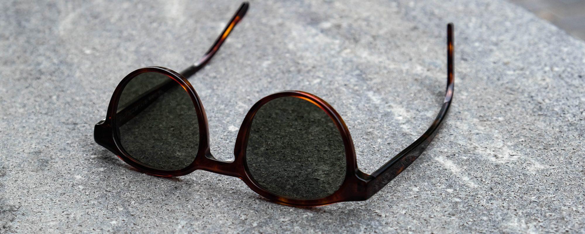lunettes de soleil atelier particulier v2 ecailles