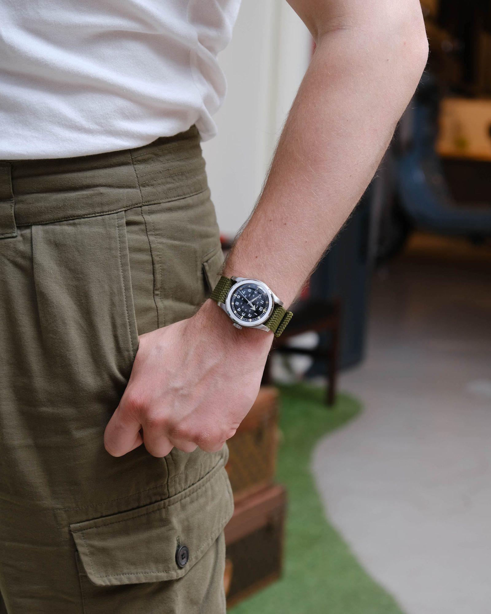 porte montre serica www wmb edition