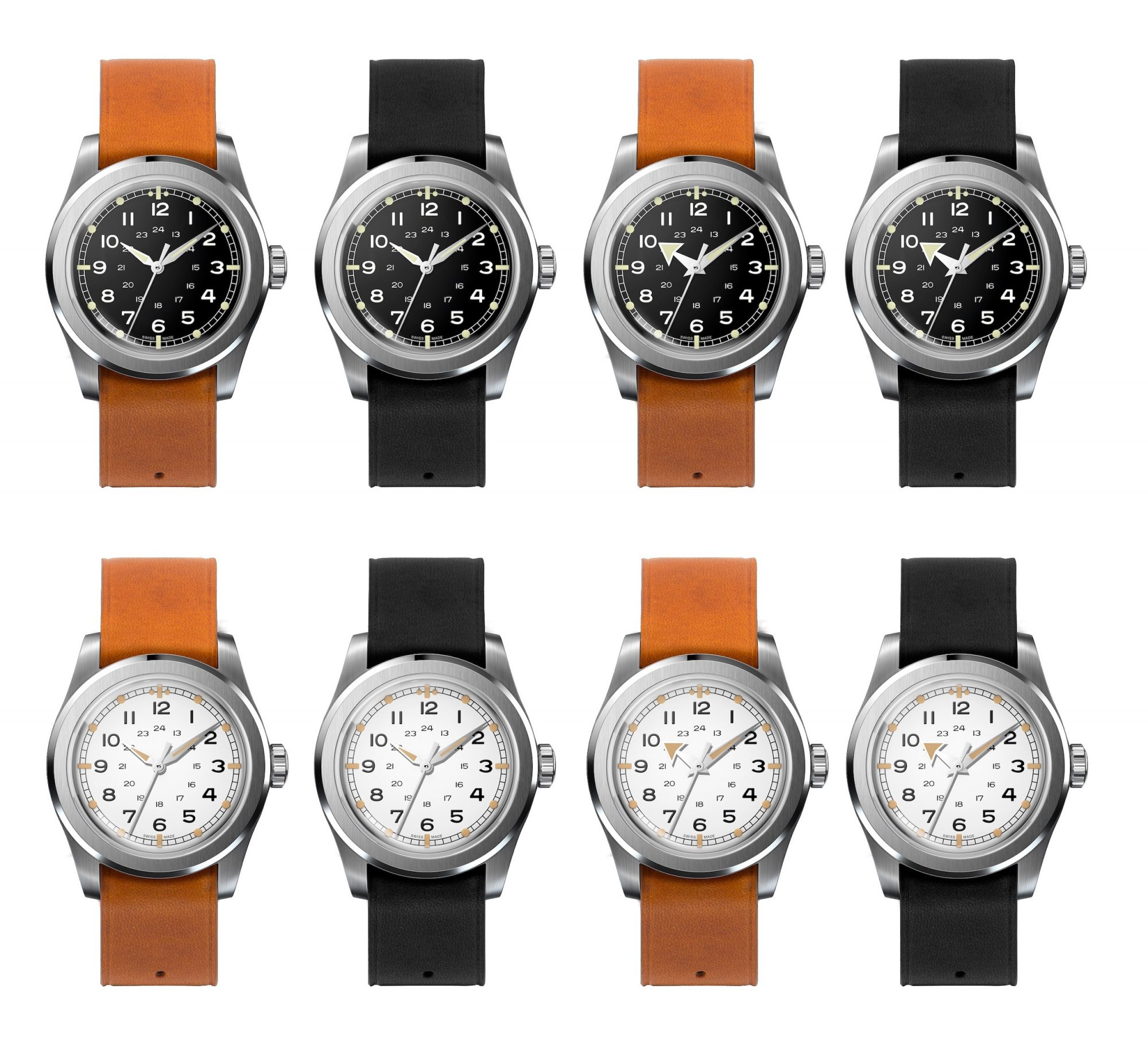 variation serica watch