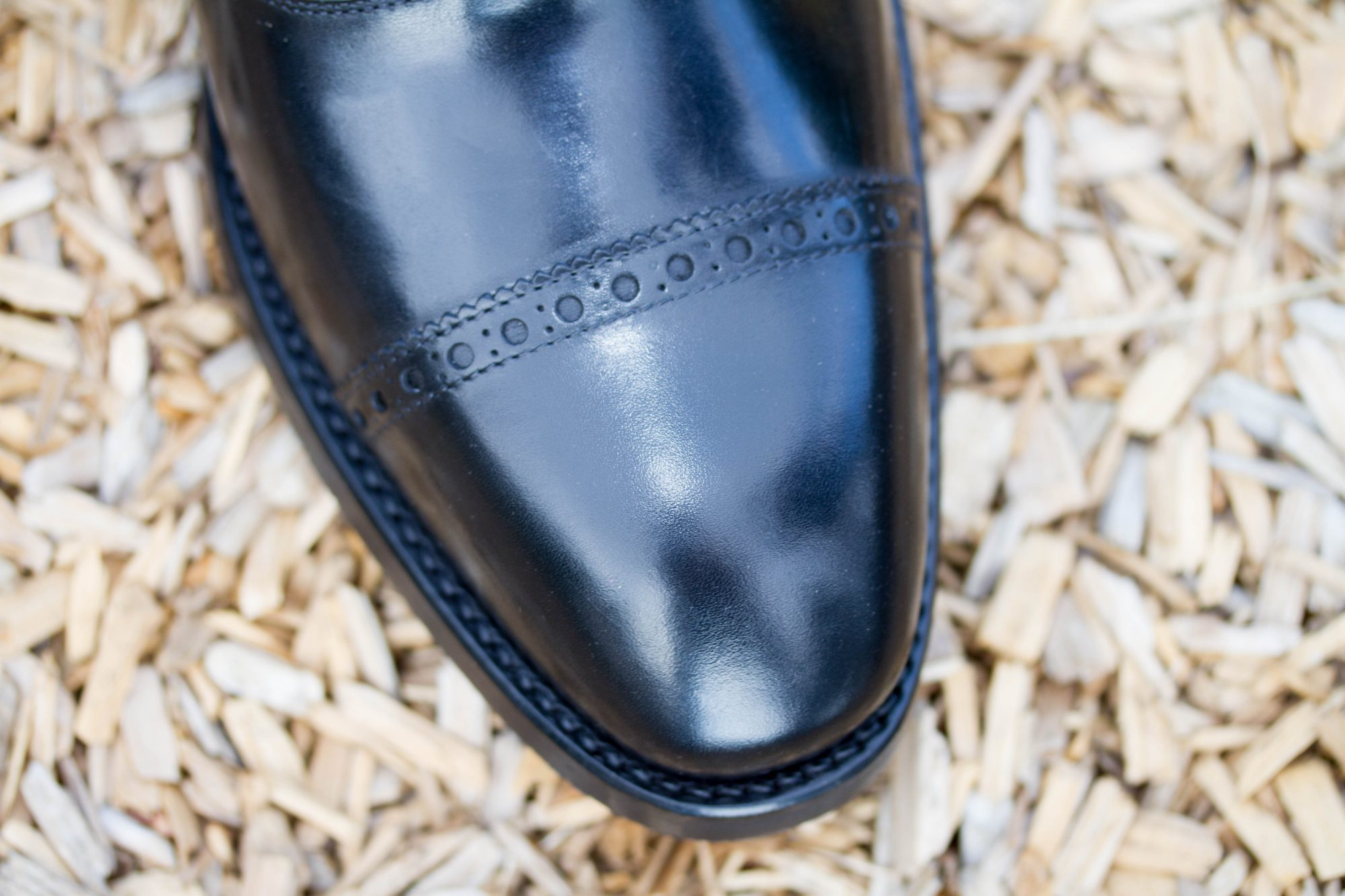 Bout dur chaussure Carlos Santos