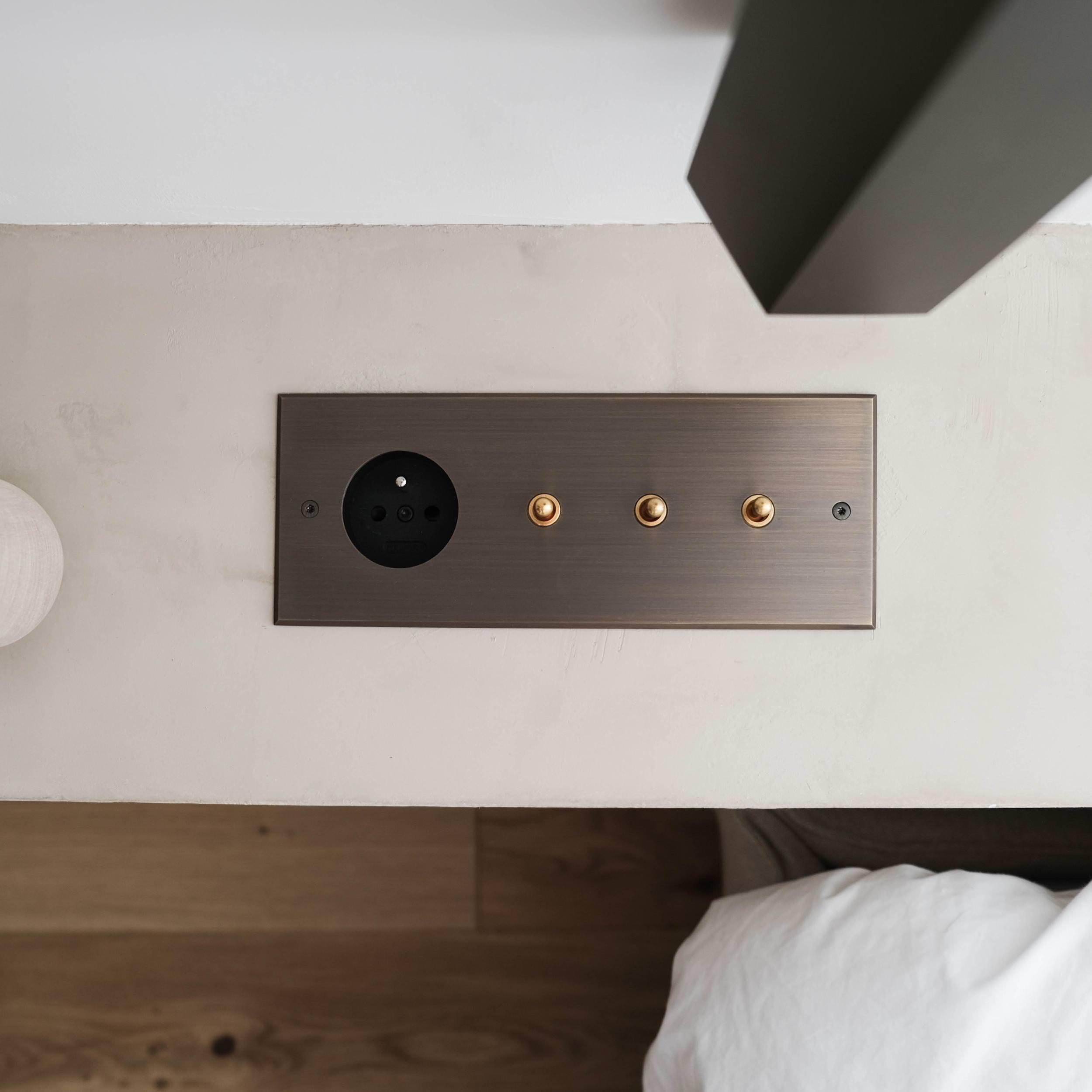 interrupteur tete de lit