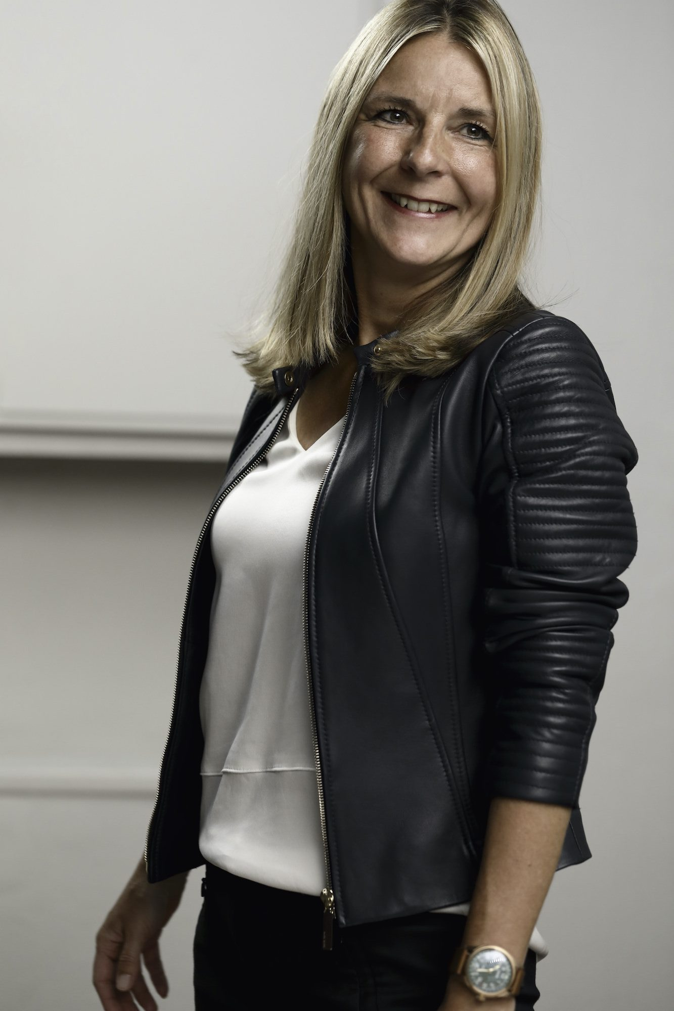 Oris Portrait Claudine Gertiser, Co-CEO