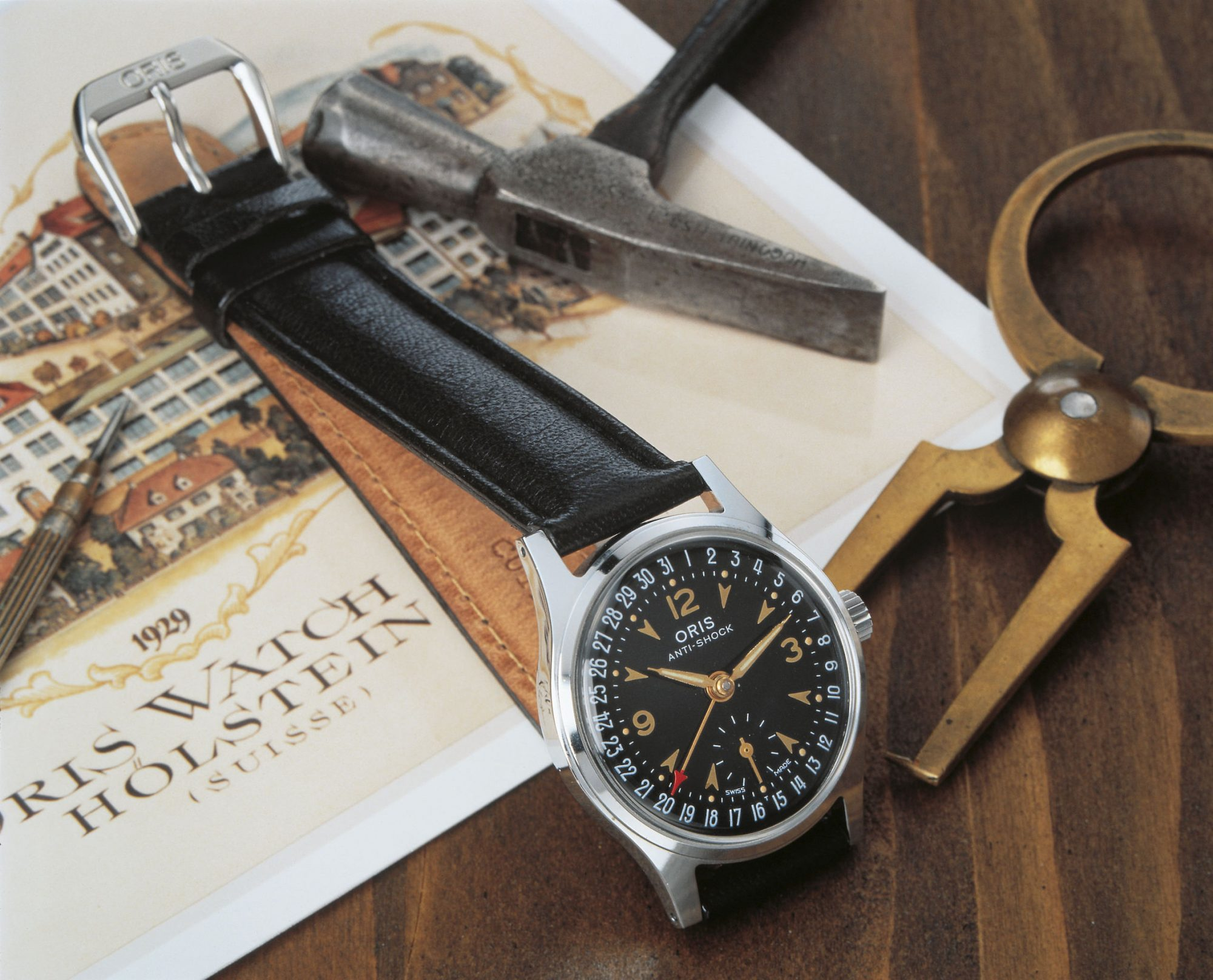 Oris Pointer Calendar 1938